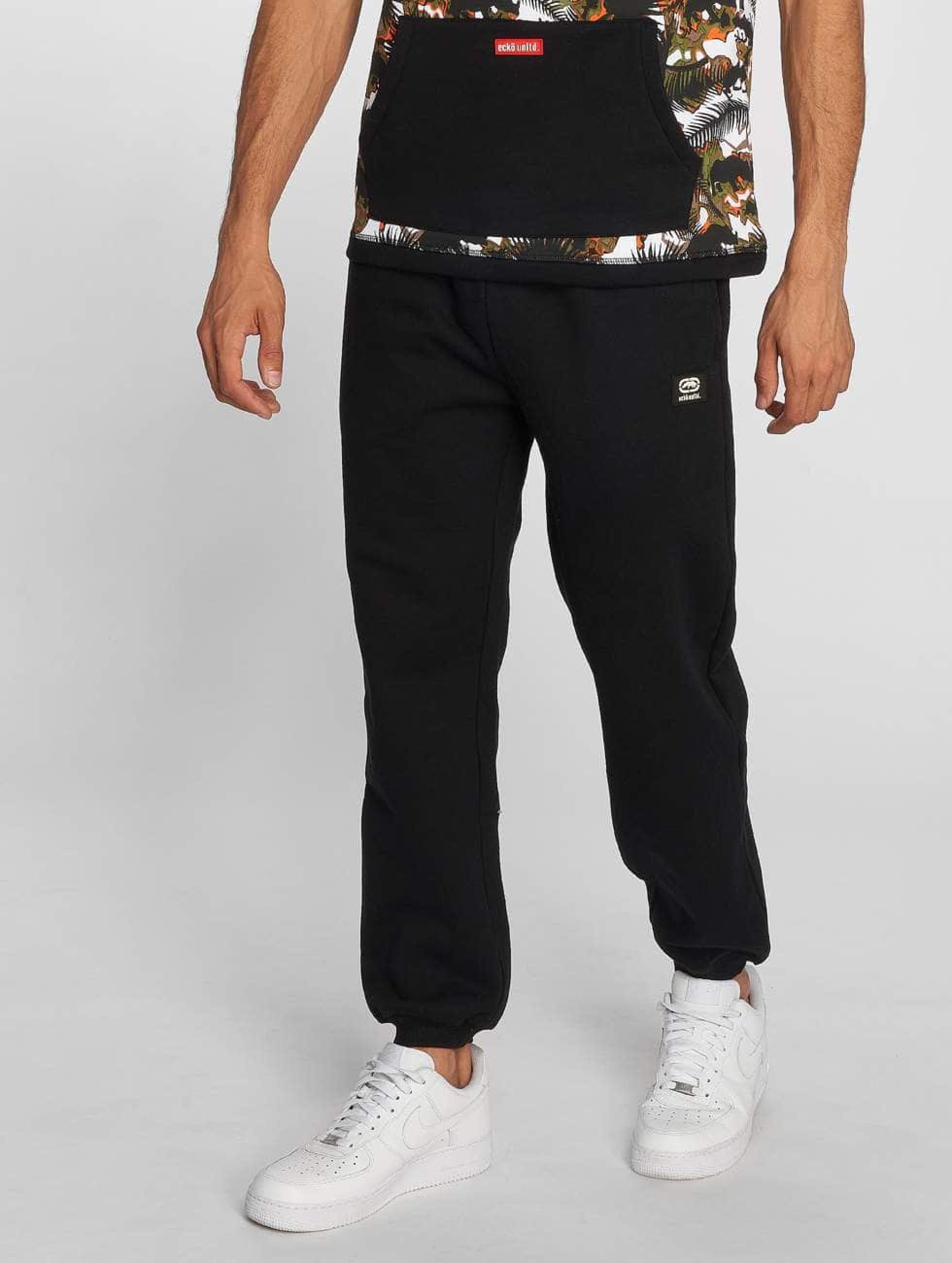 Ecko Unltd. / Sweat Pant SkeletonCoast in black 5XL