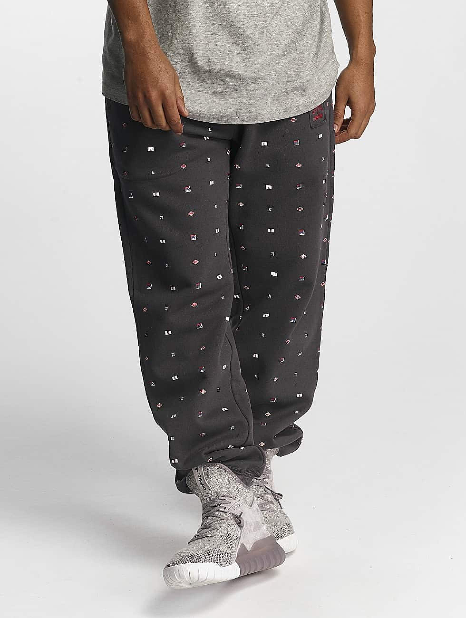 Ecko Unltd. / Sweat Pant CapeVidal in grey 3XL