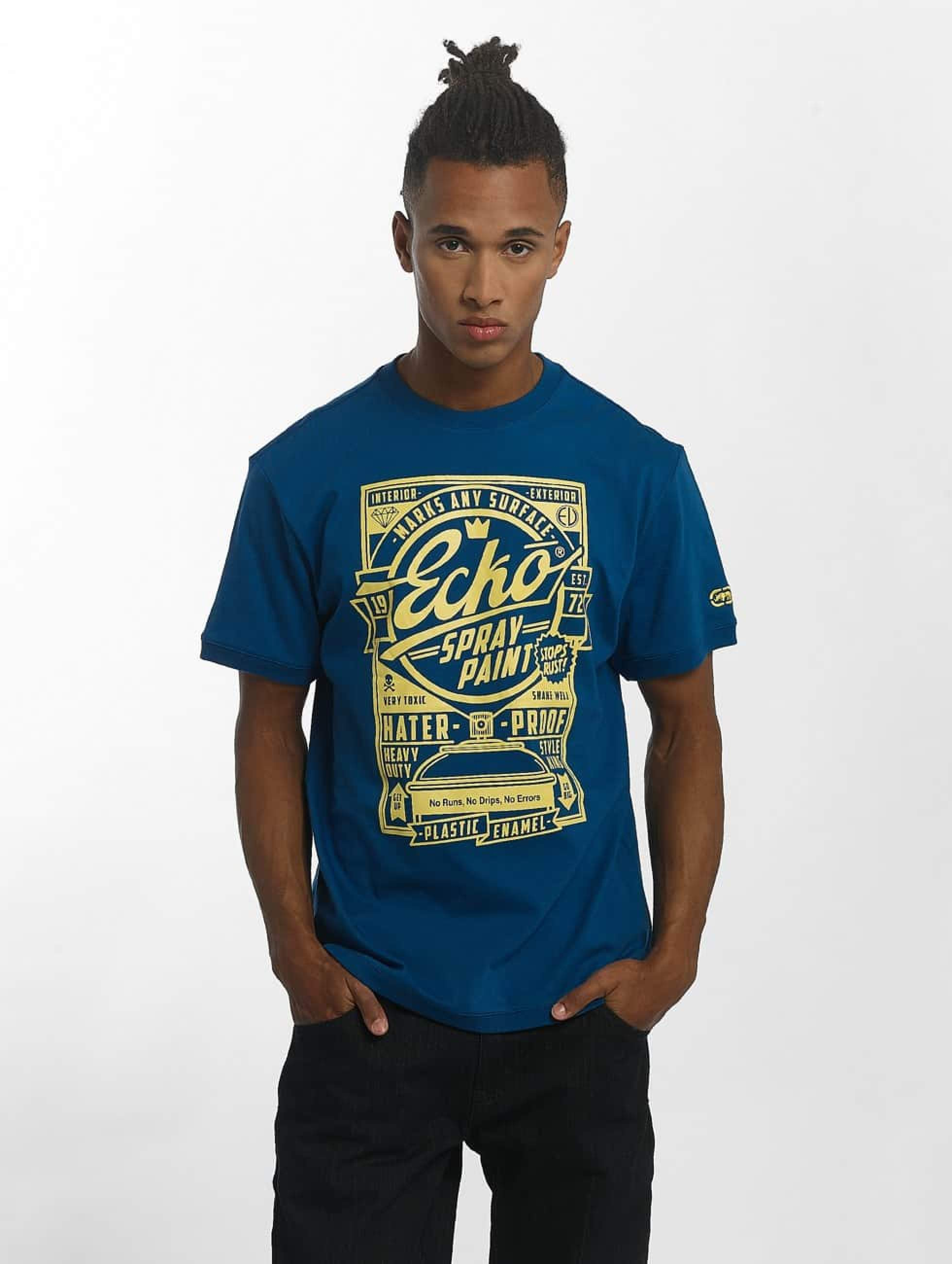 Ecko Unltd. / T-Shirt Gordon´s Bay in blue S