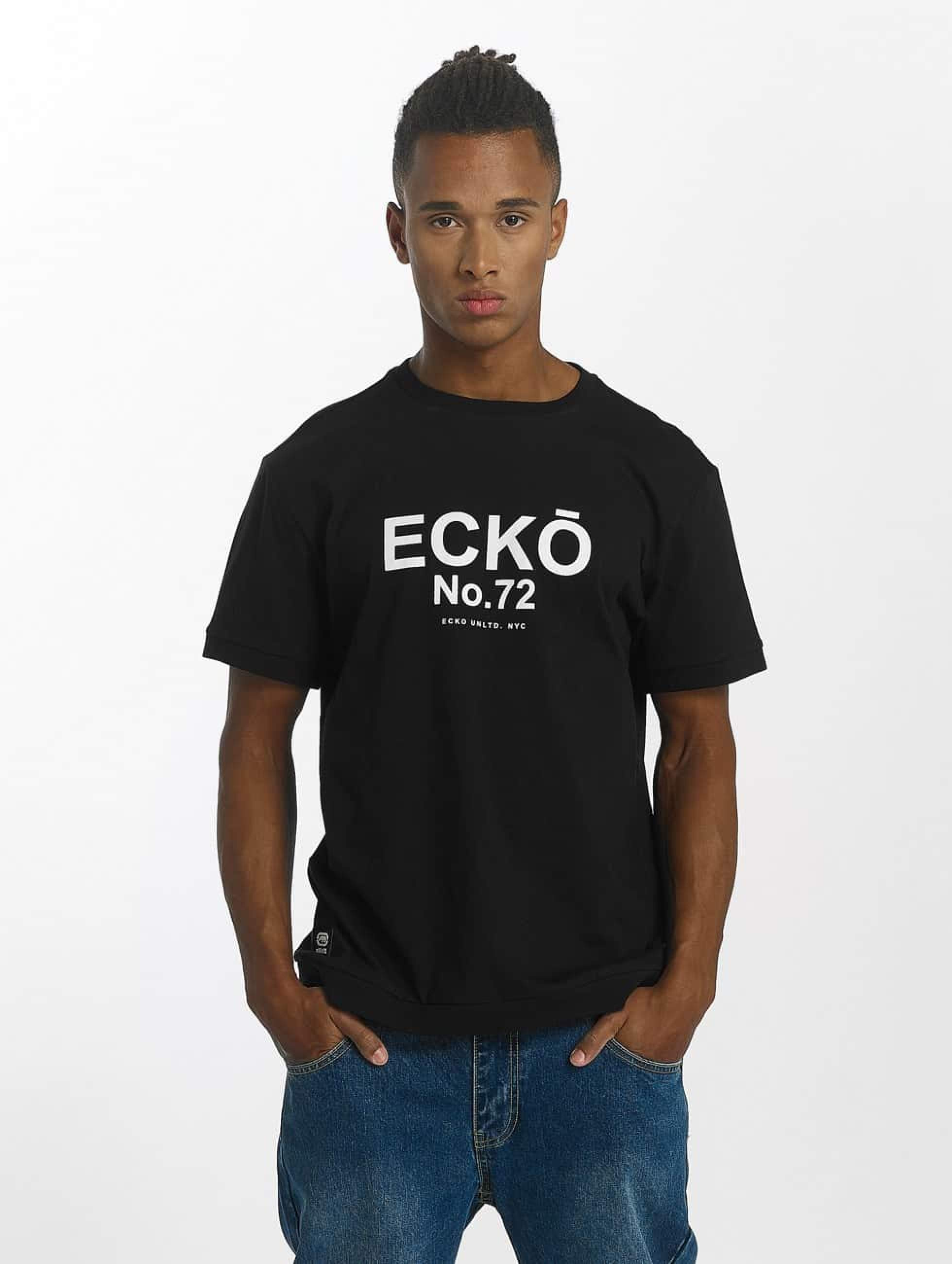 Ecko Unltd. / T-Shirt SkeletonCoast in black XL