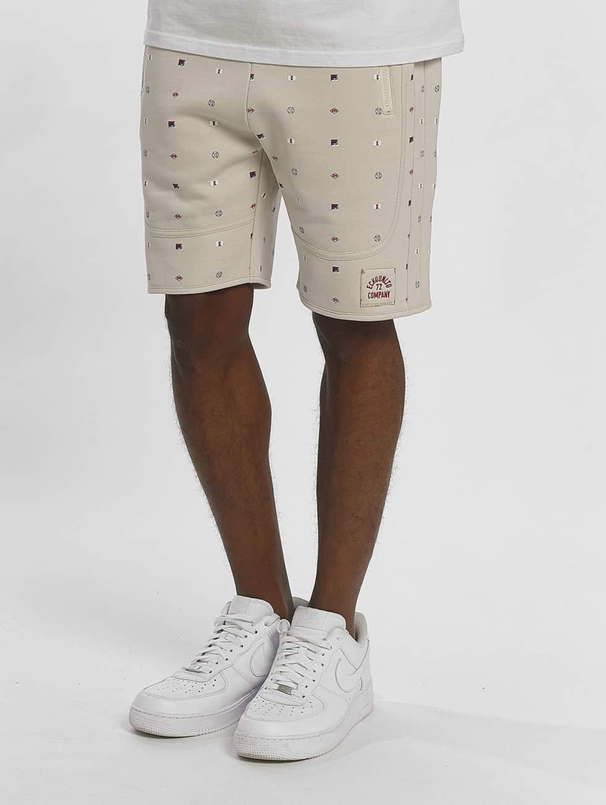 Ecko Unltd. / Short CapeVidal in beige 4XL