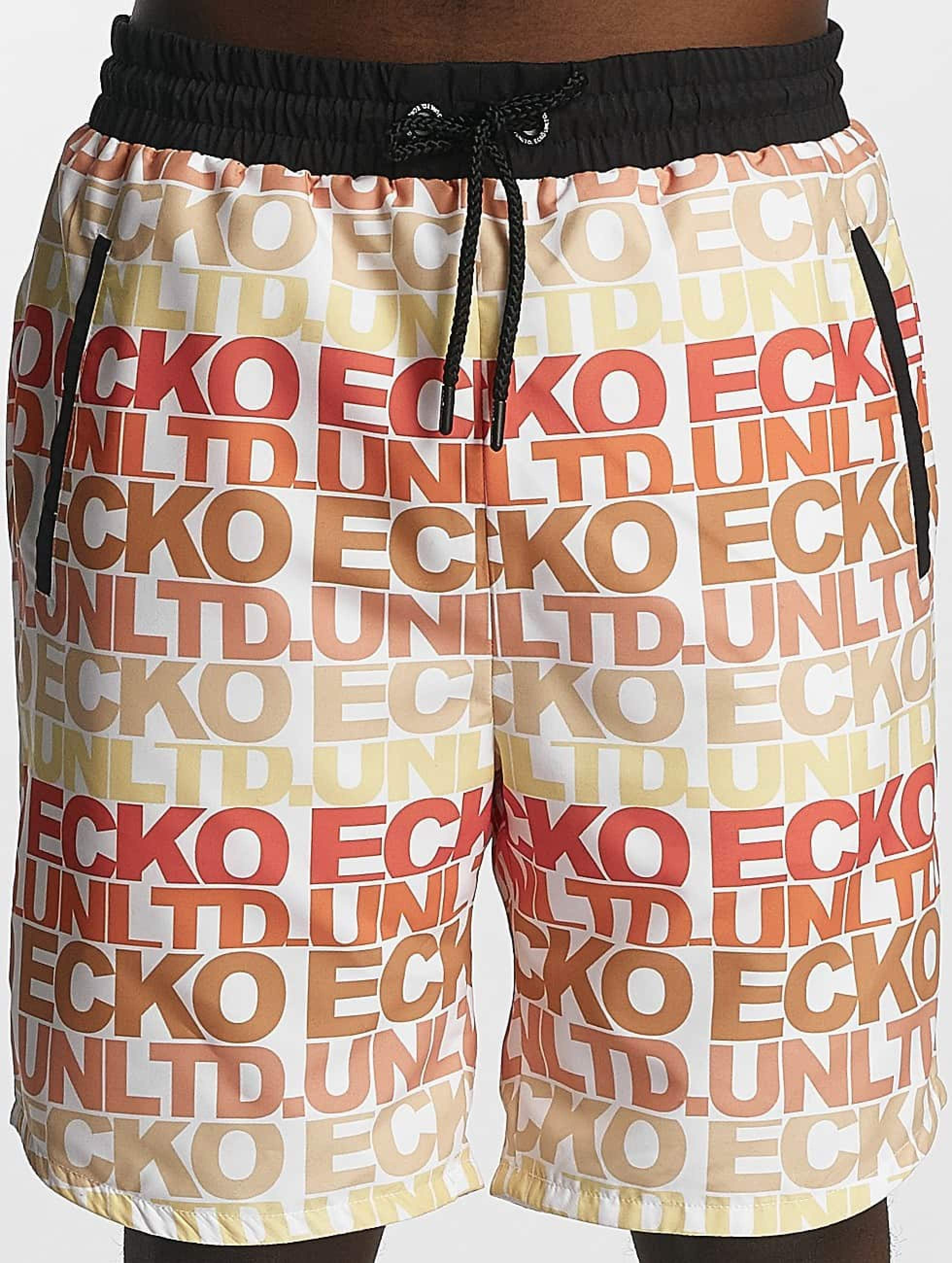 Ecko Unltd. / Short TroudÀrgent in orange M
