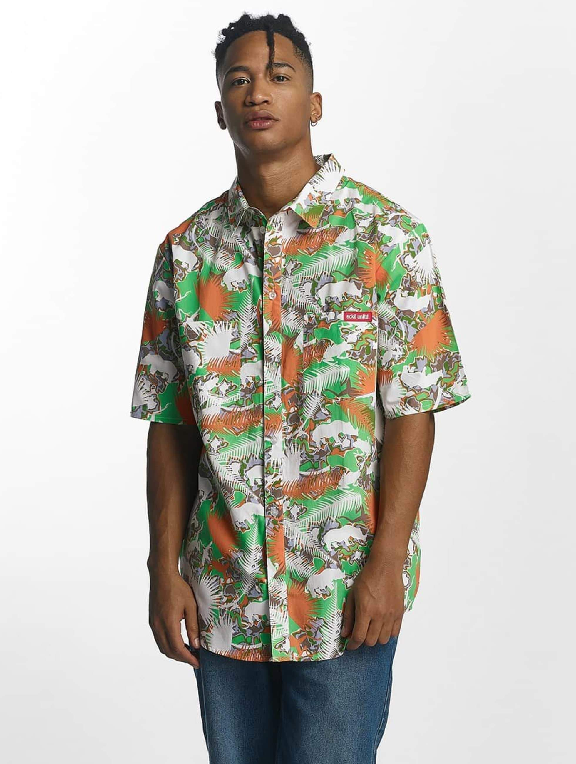 Ecko Unltd. / Shirt AnseSoleil in colored 2XL