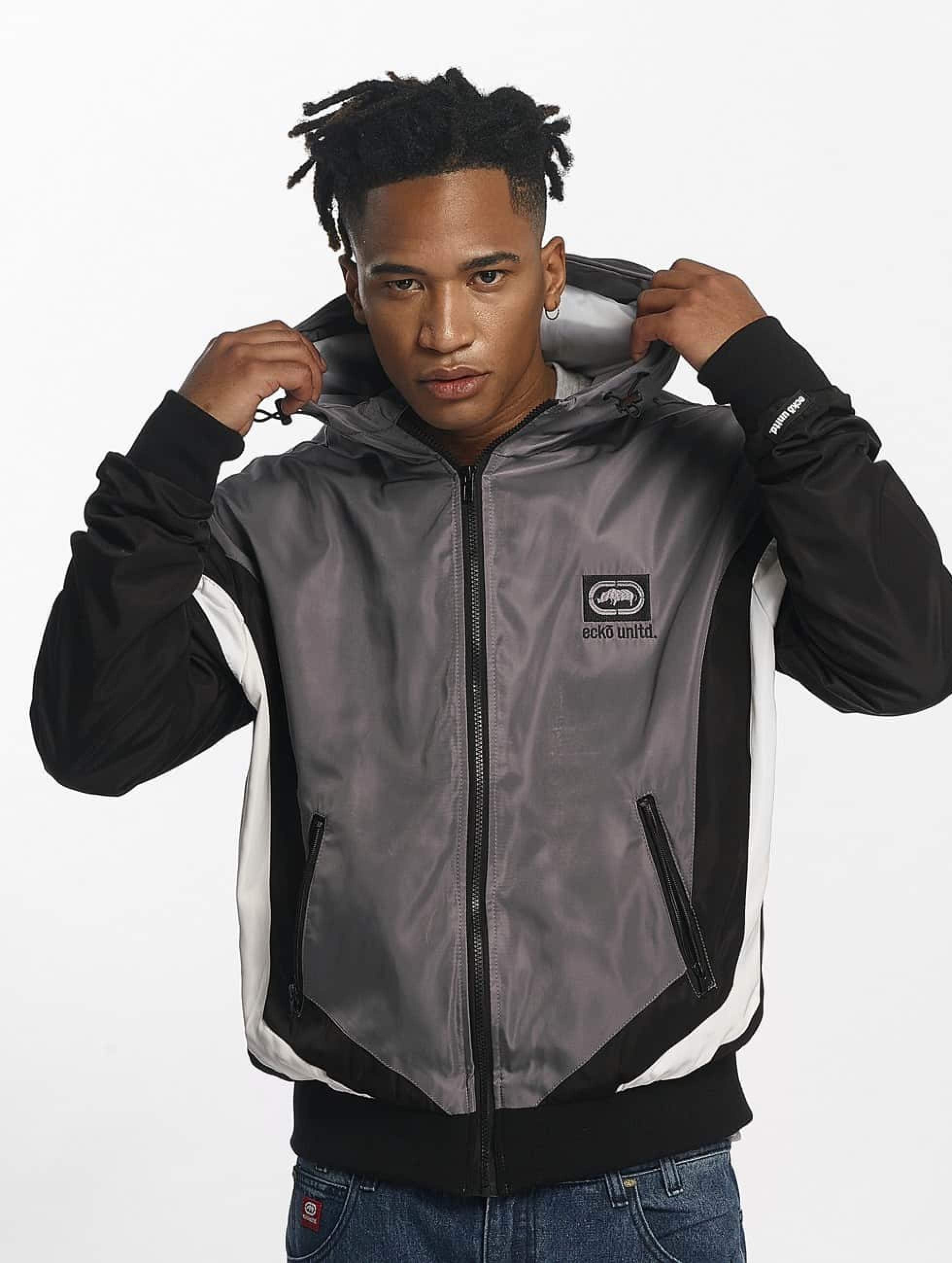 Ecko Unltd. / Lightweight Jacket CapSkirring in grey S