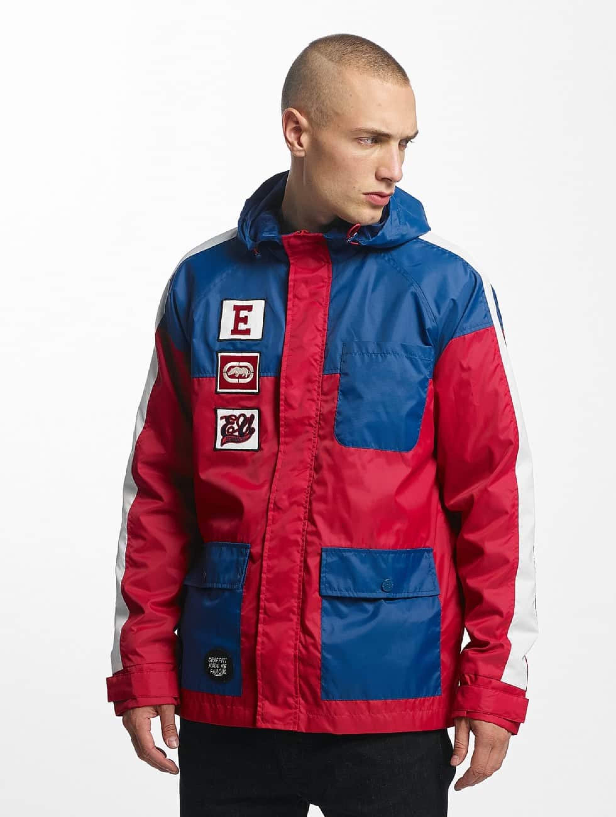 Ecko Unltd. / Lightweight Jacket NosyBe in blue XL