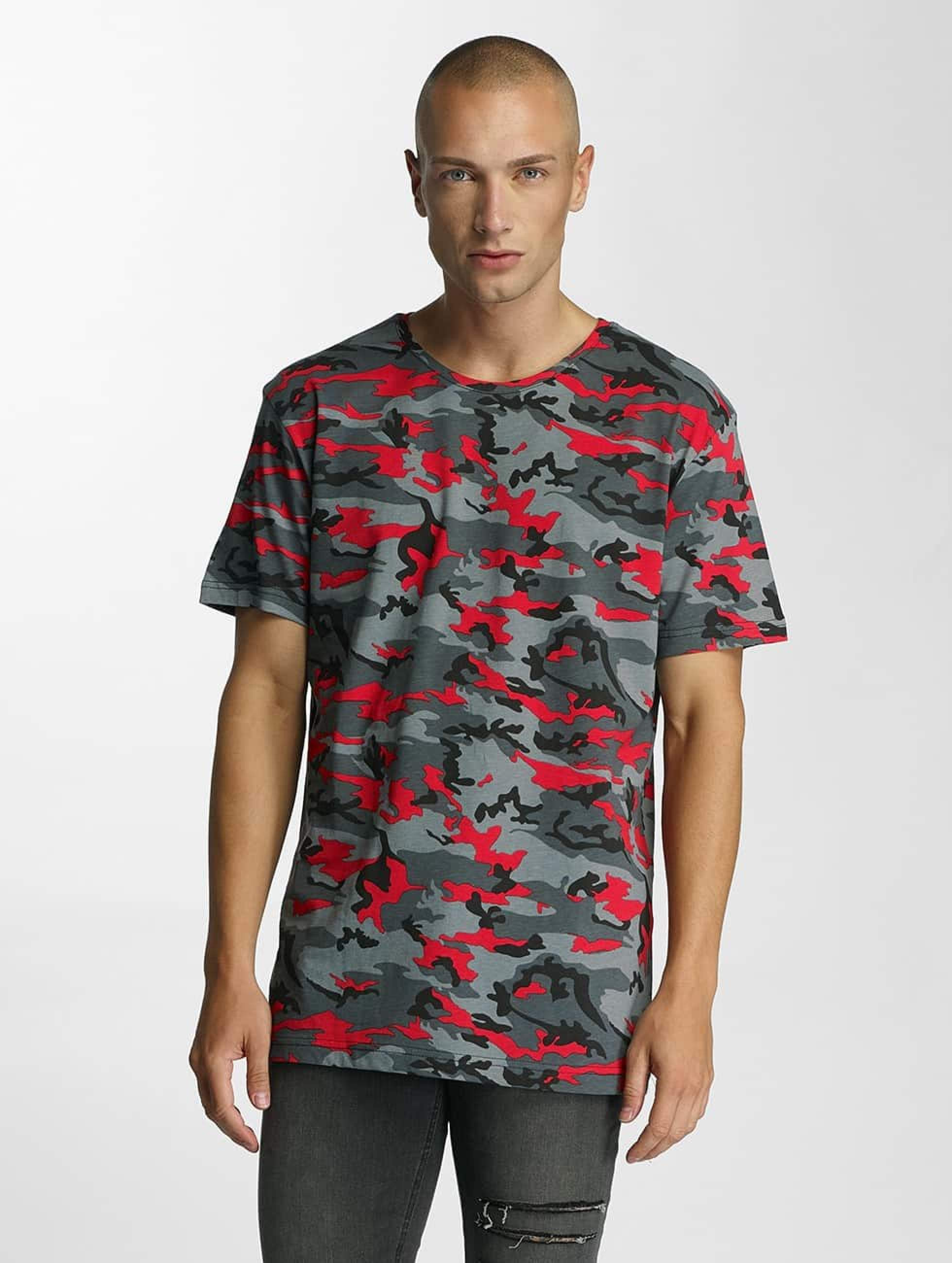 Bangastic / T-Shirt Camo in red S