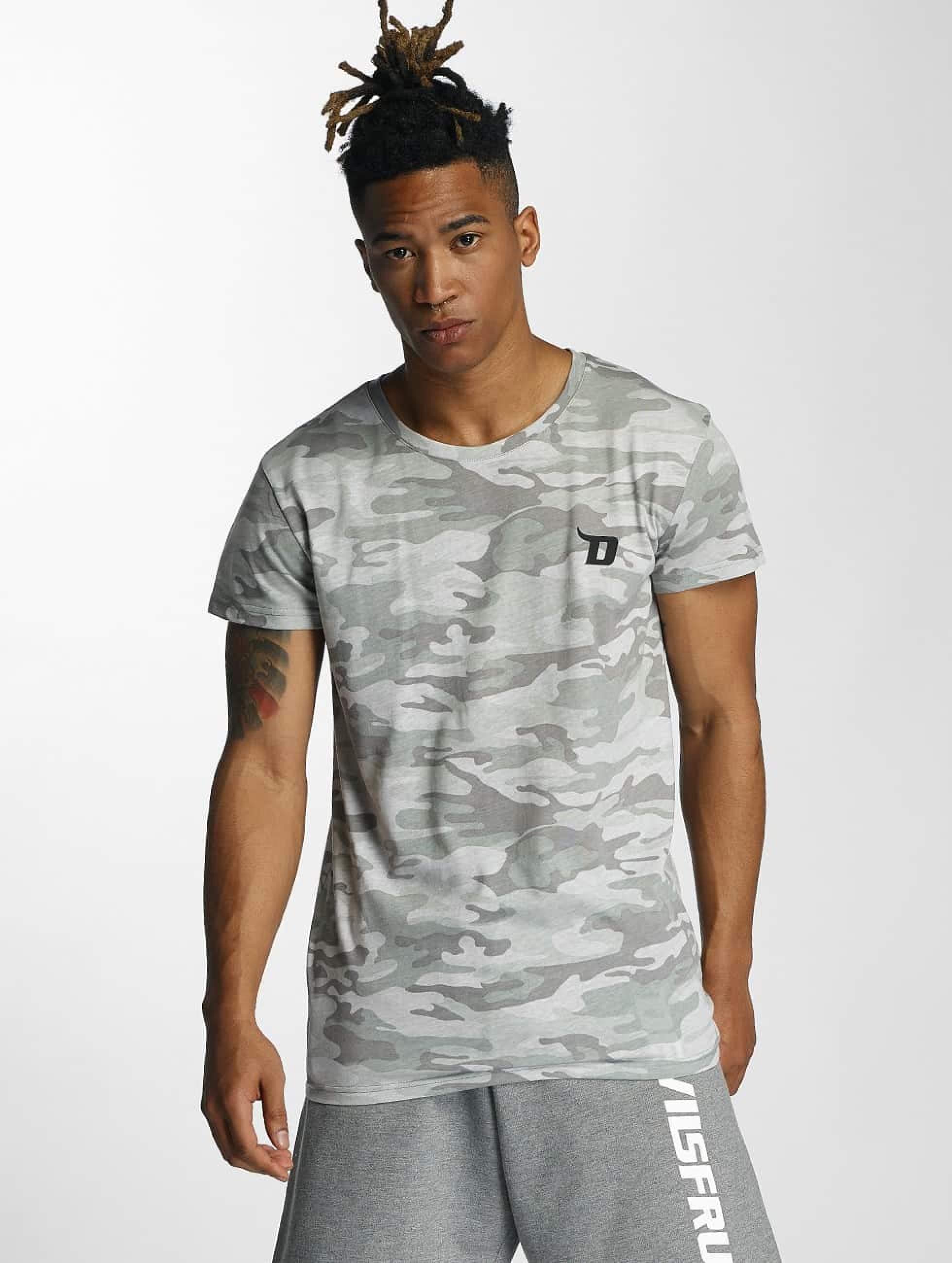Devilsfruit | Mobb  camouflage Homme T-Shirt