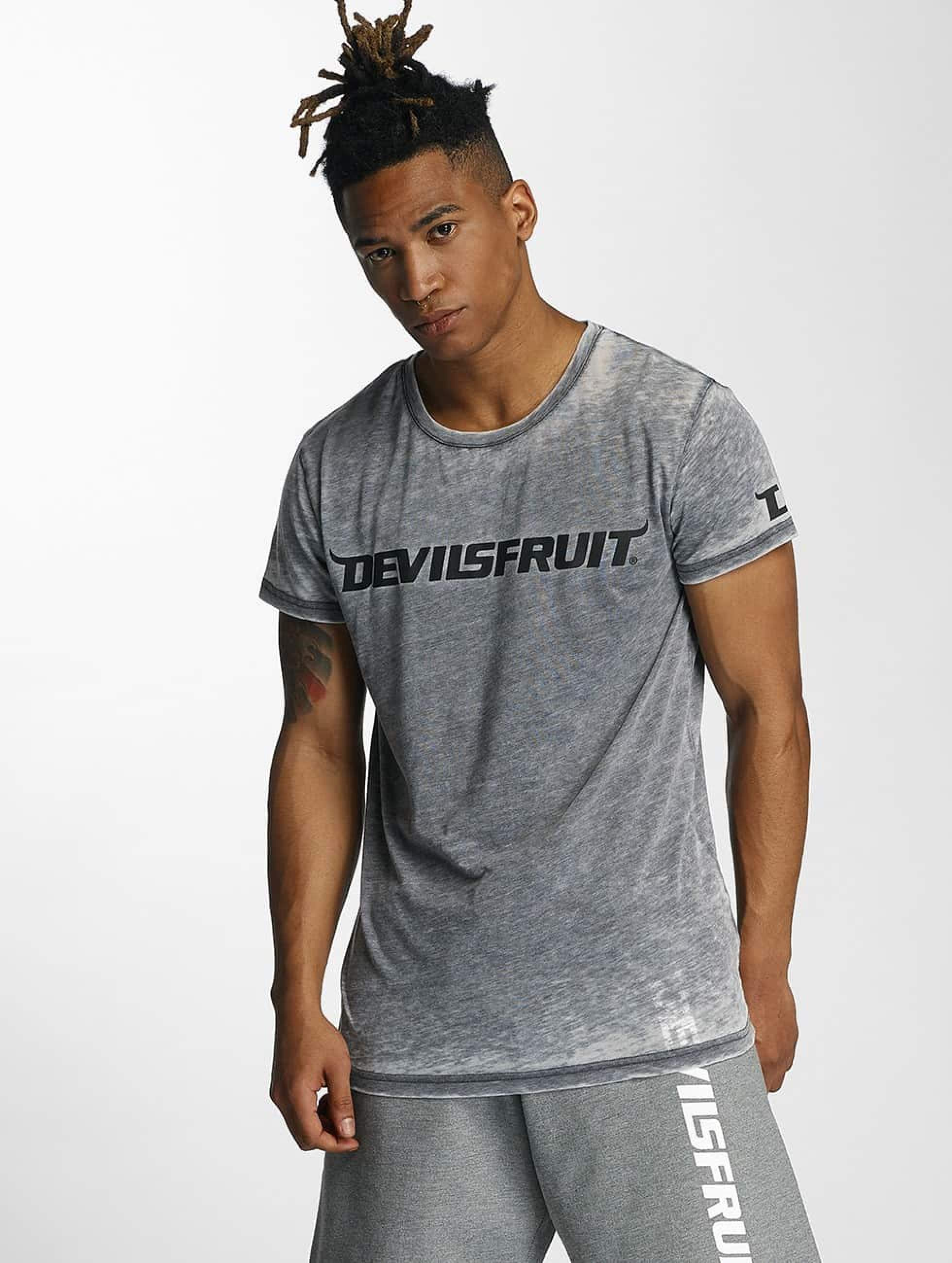 Devilsfruit | Ransome gris Homme T-Shirt