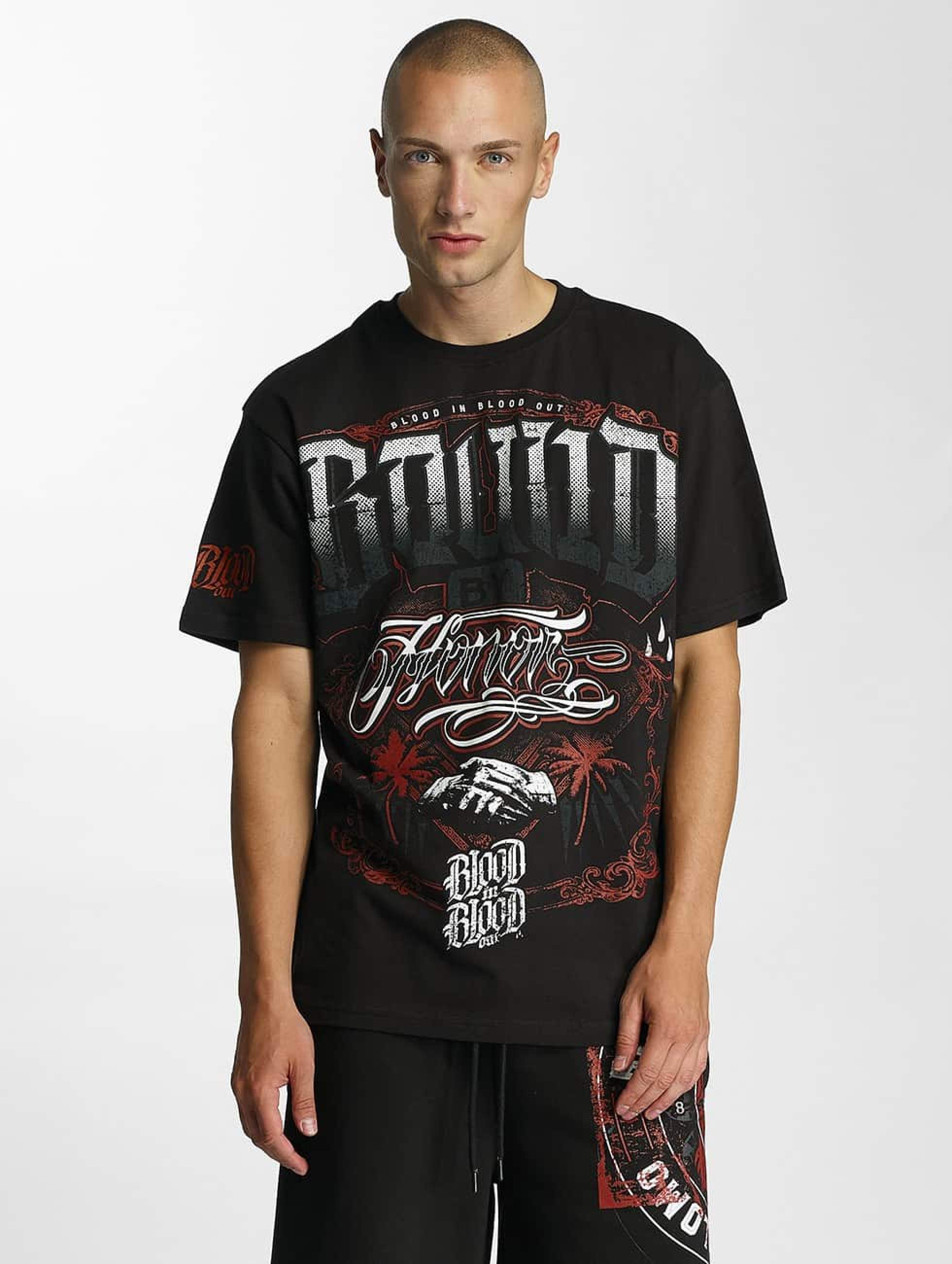 Blood In Blood Out | Bound  noir Homme T-Shirt