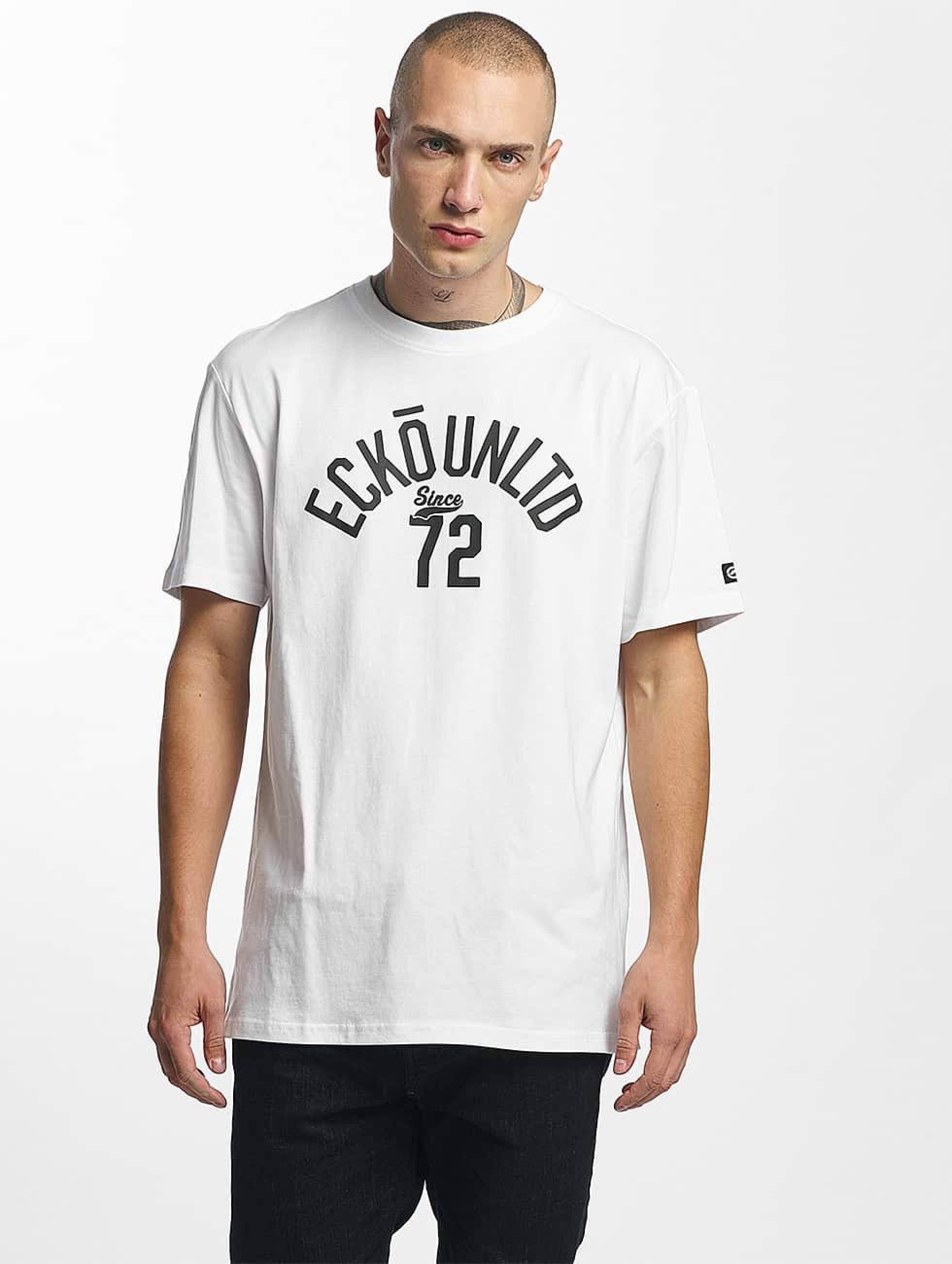 Ecko Unltd. / T-Shirt Bobby Basic in white XL