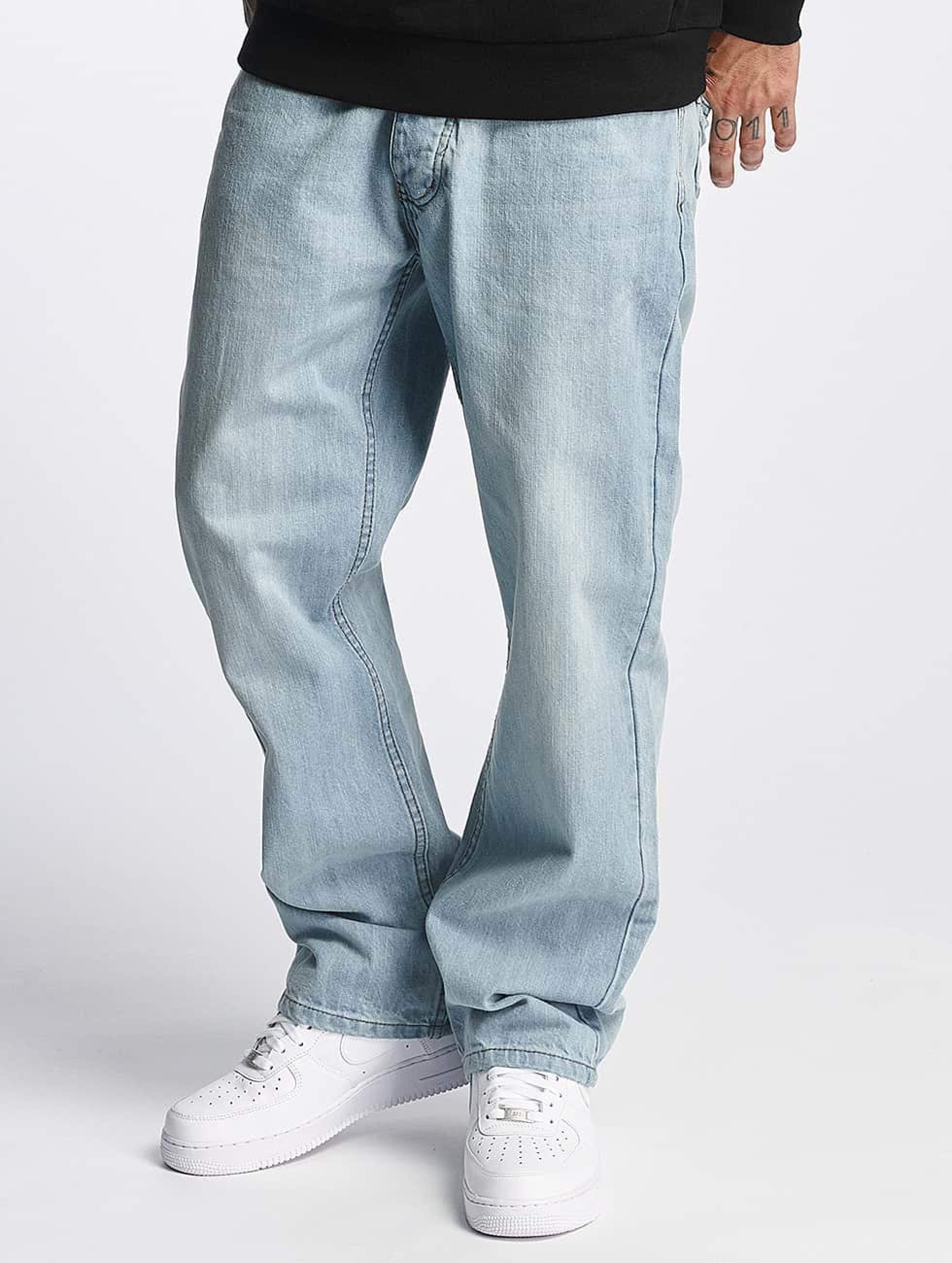 Rocawear / Loose Fit Jeans R in blue W 42