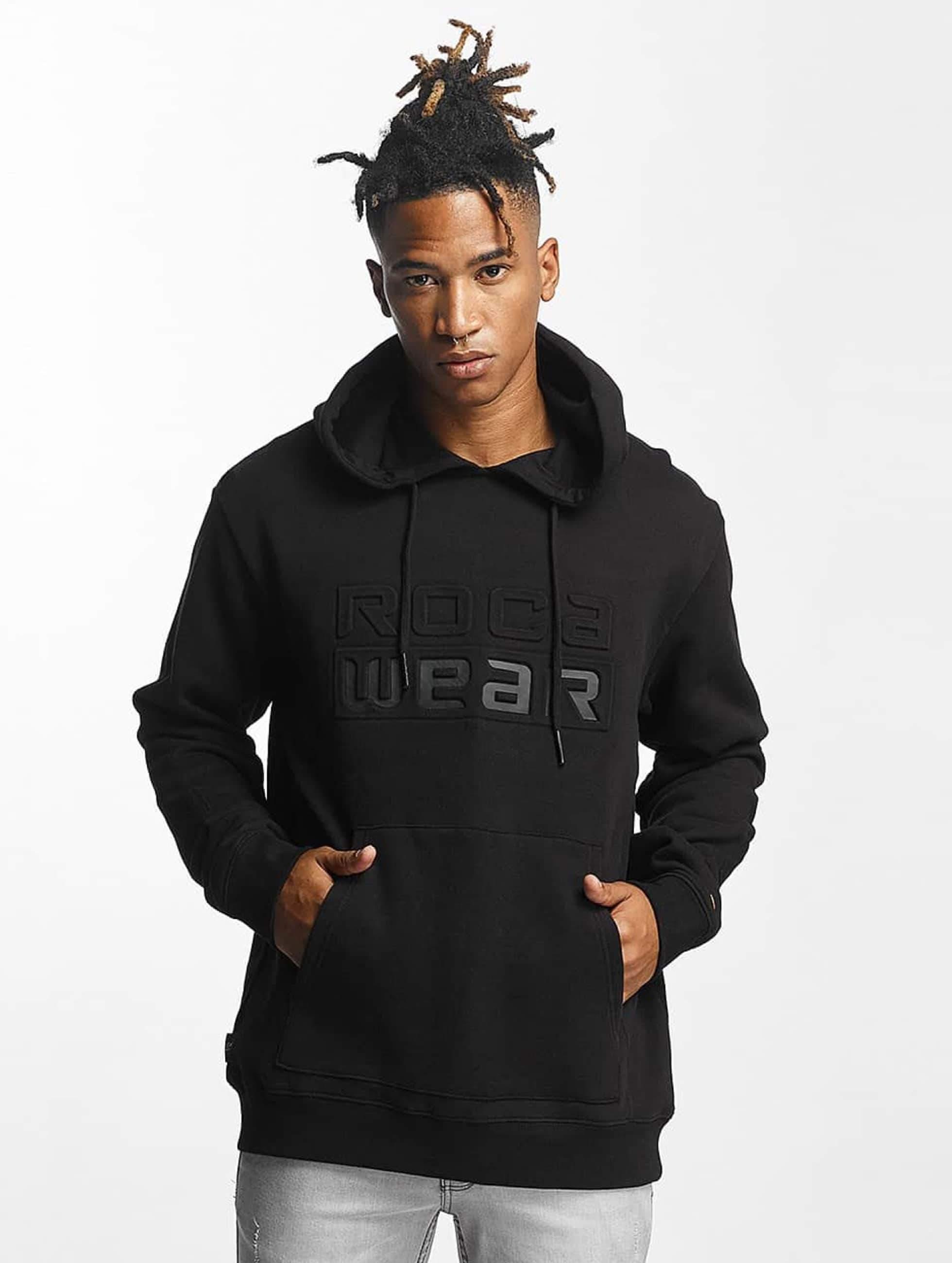 Rocawear / Hoodie Logo in black S