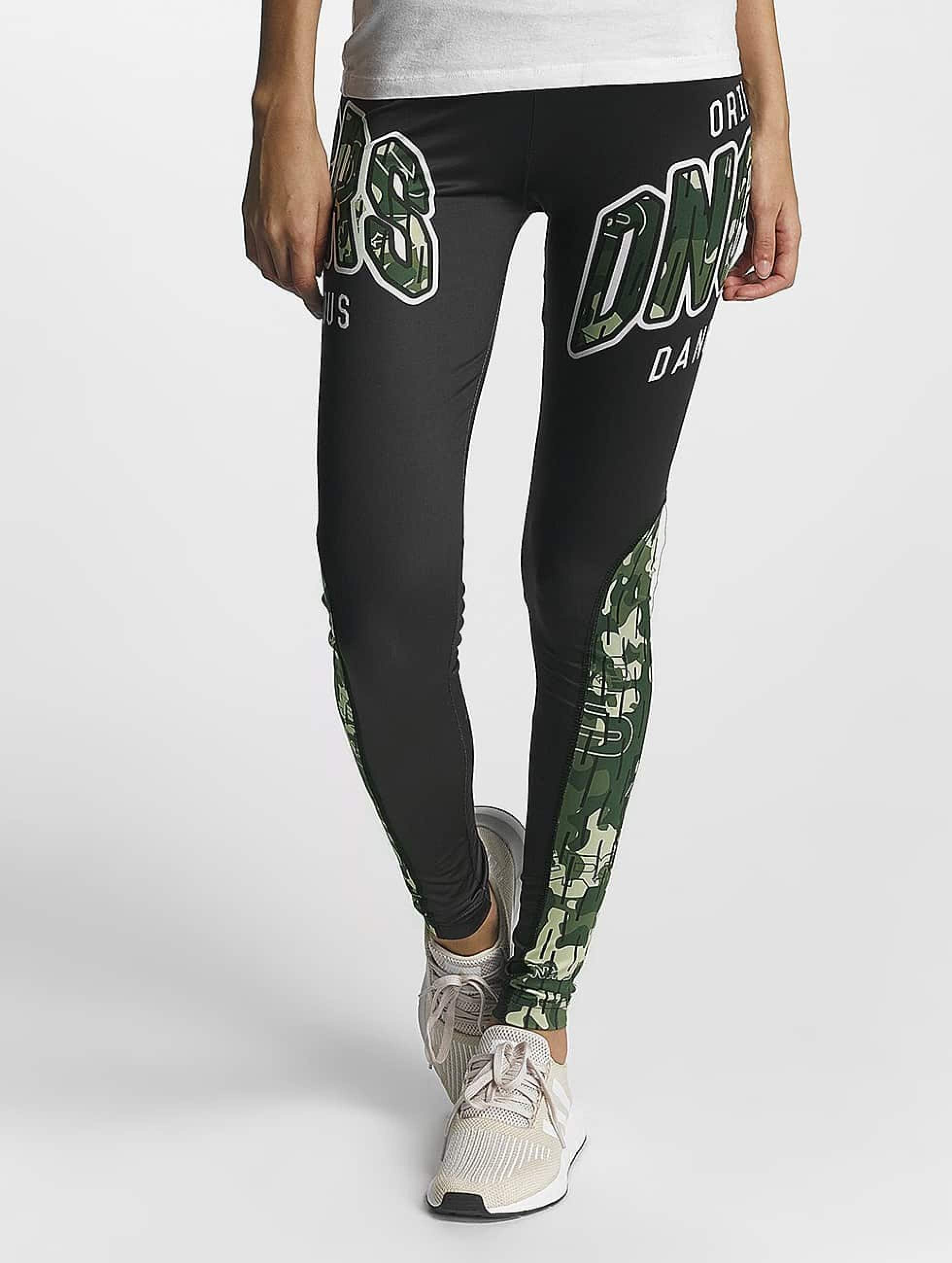Dangerous DNGRS / Legging/Tregging OriginalD in camouflage XS