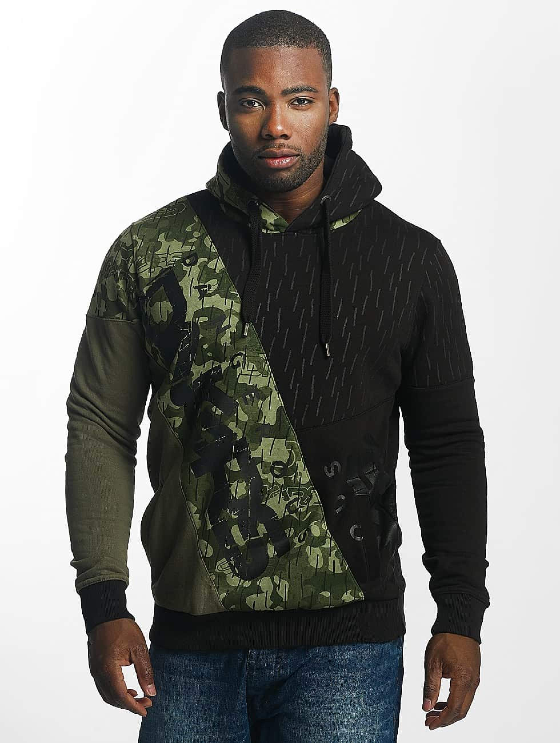 Dangerous DNGRS / Hoodie Logo in camouflage XL