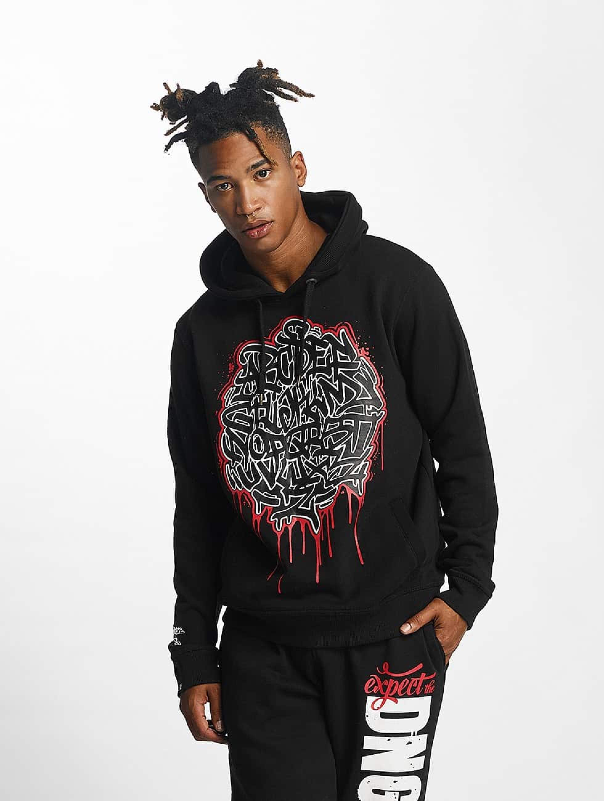 Dangerous DNGRS / Hoodie Alpha DMARK in black M