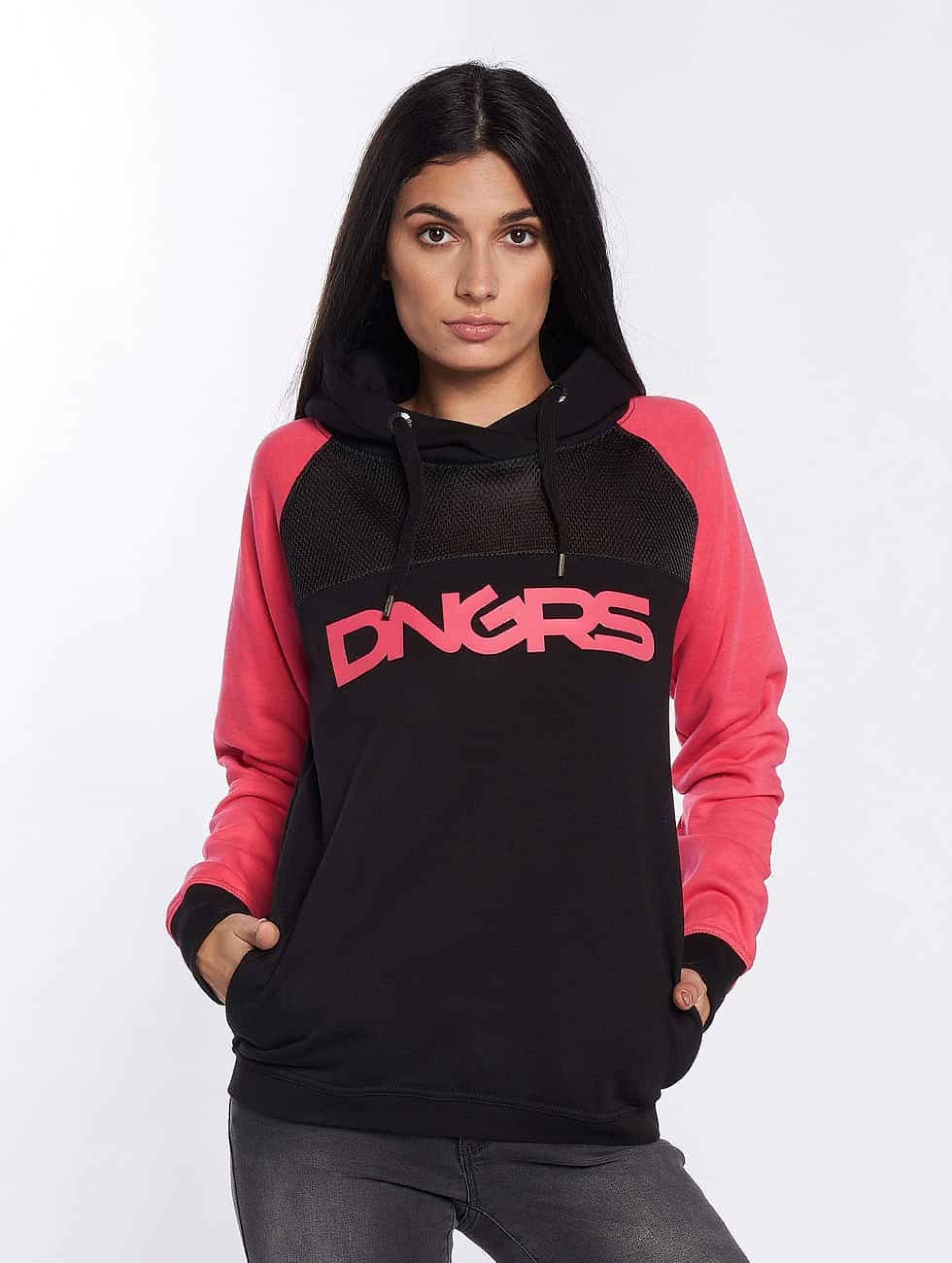 Dangerous DNGRS / Hoodie Jelly in pink S
