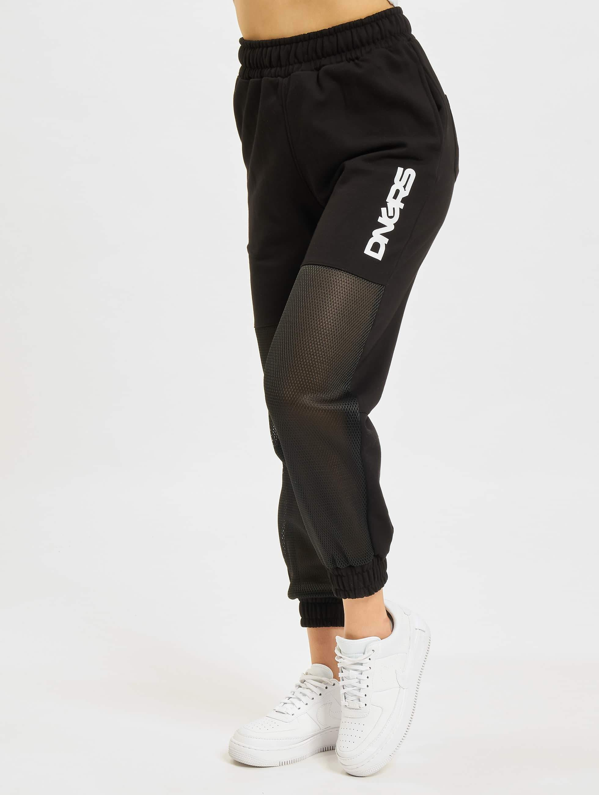 Dangerous DNGRS / Sweat Pant Windoo in black XS