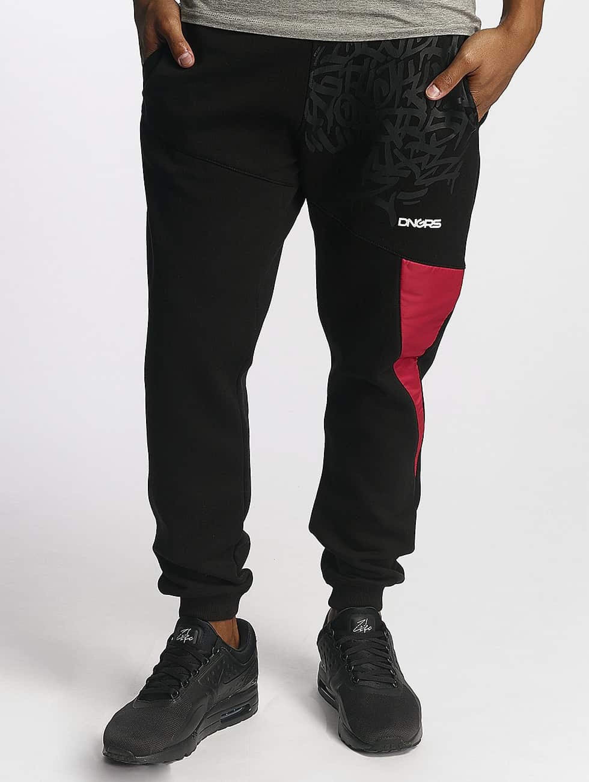 Dangerous DNGRS / Sweat Pant Alpha DMARK in black M