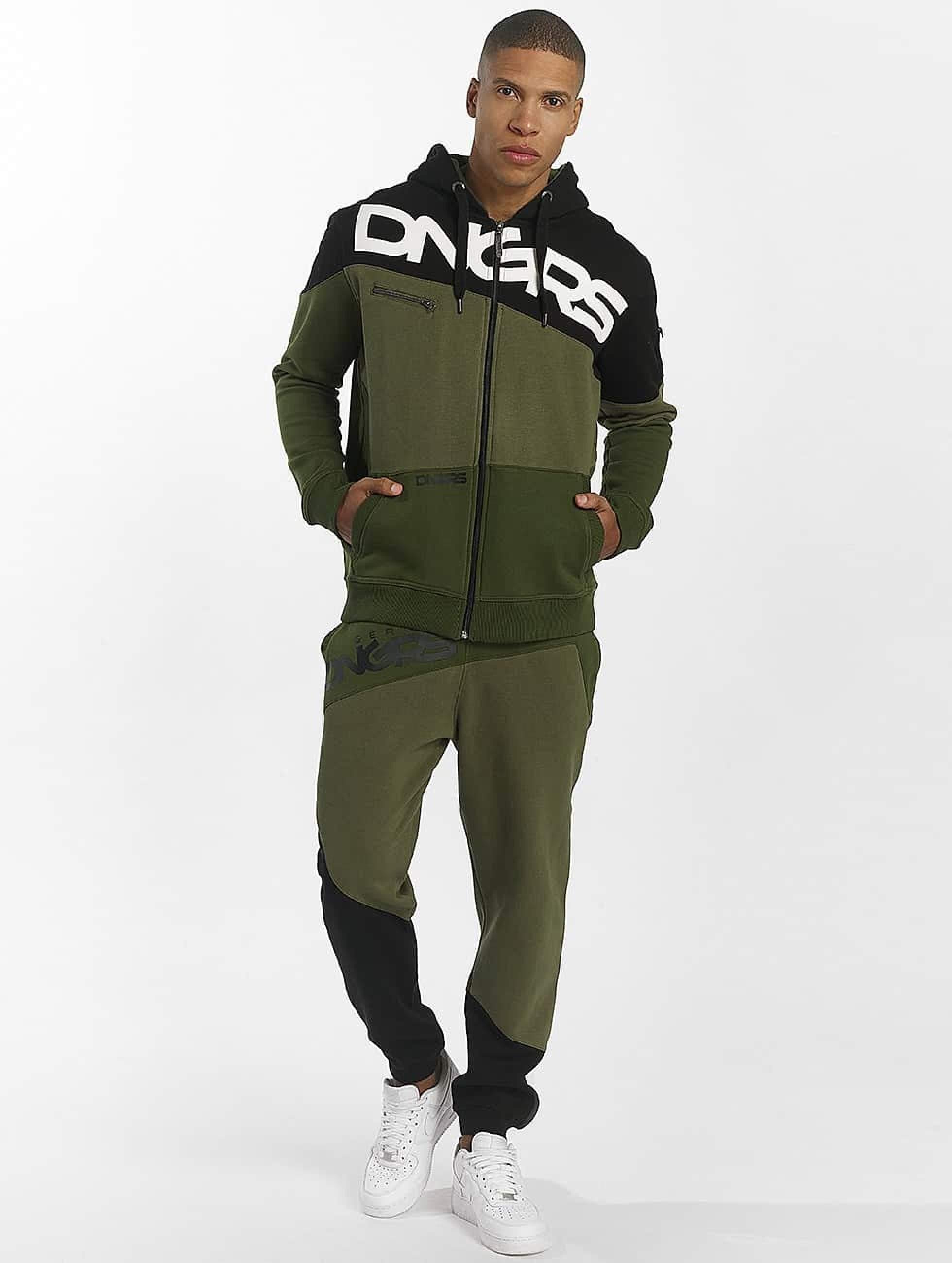 Dangerous DNGRS / Suits Tritop in olive S