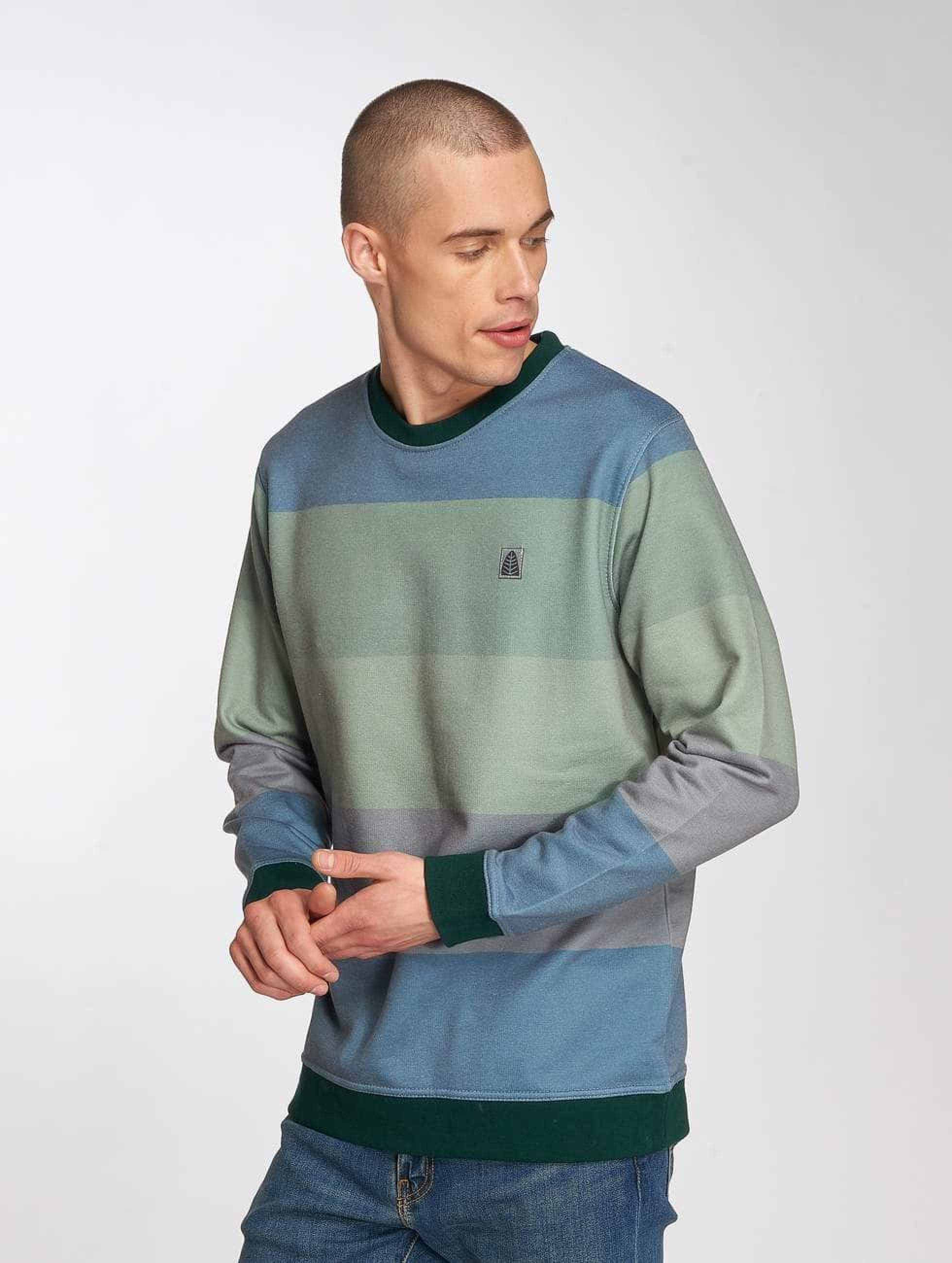 Just Rhyse / Pullover Seaside in green XL