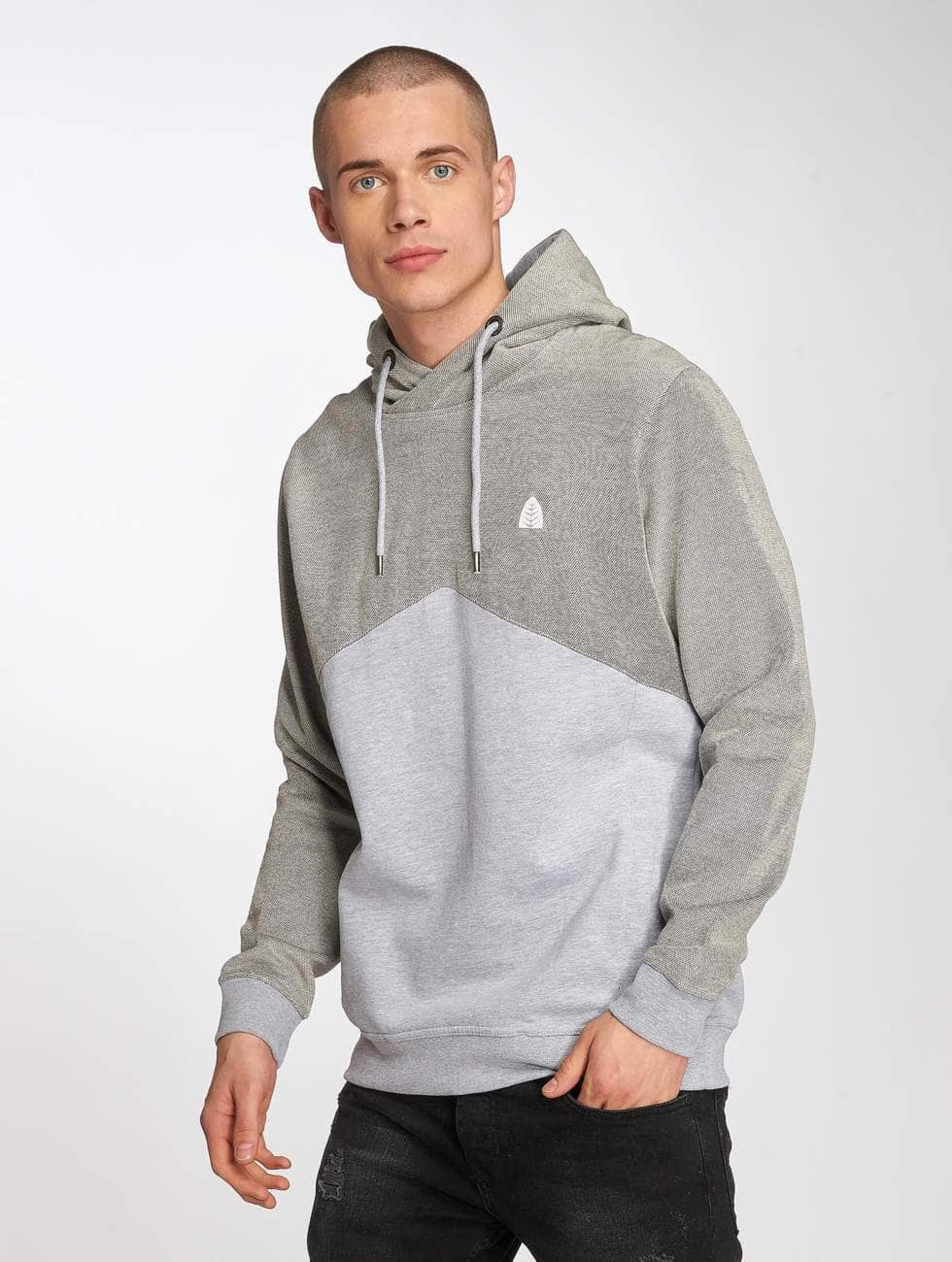 Just Rhyse / Hoodie SilverSprings in grey XL