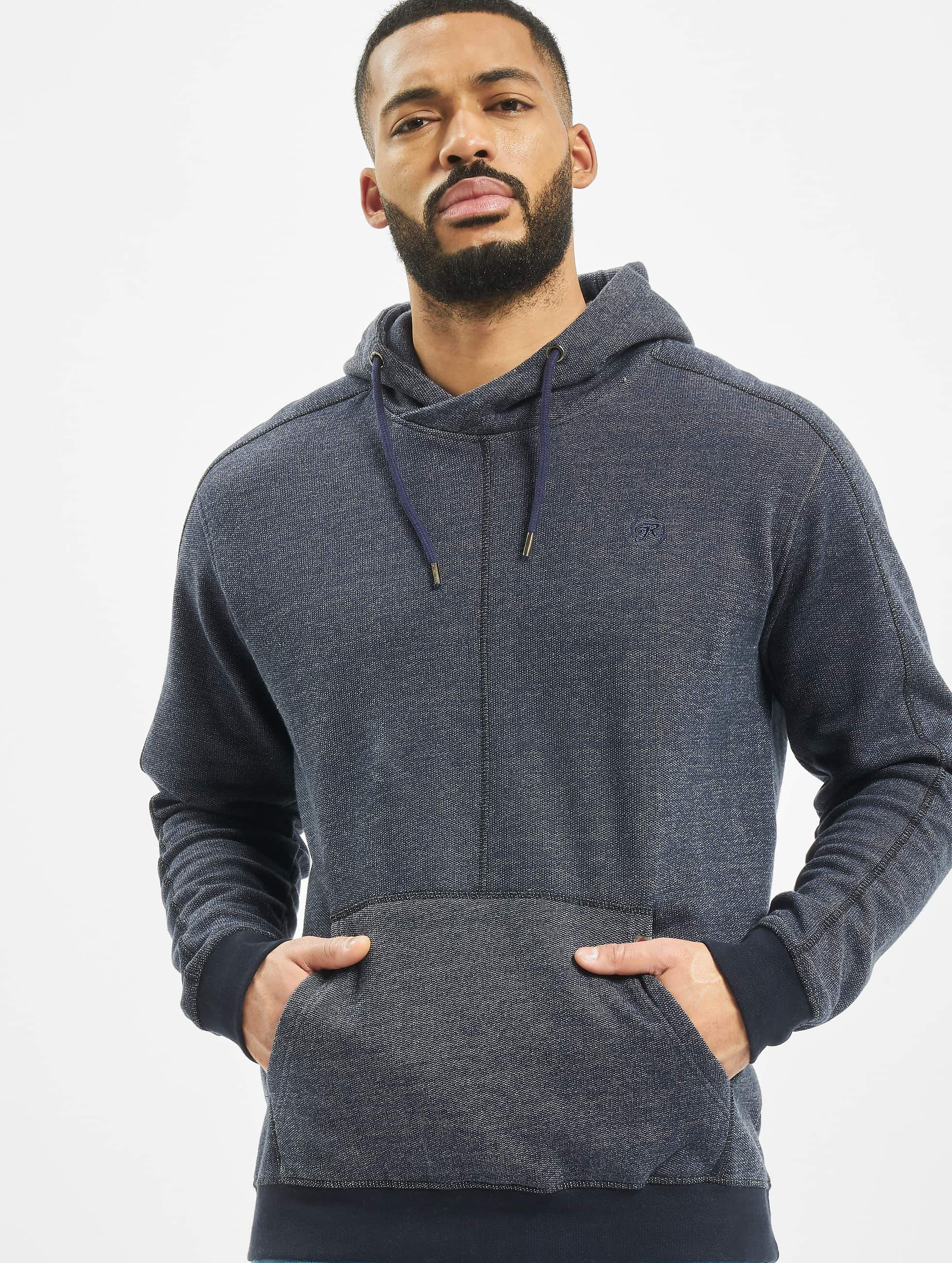 Just Rhyse / Hoodie Clover Pass in blue L