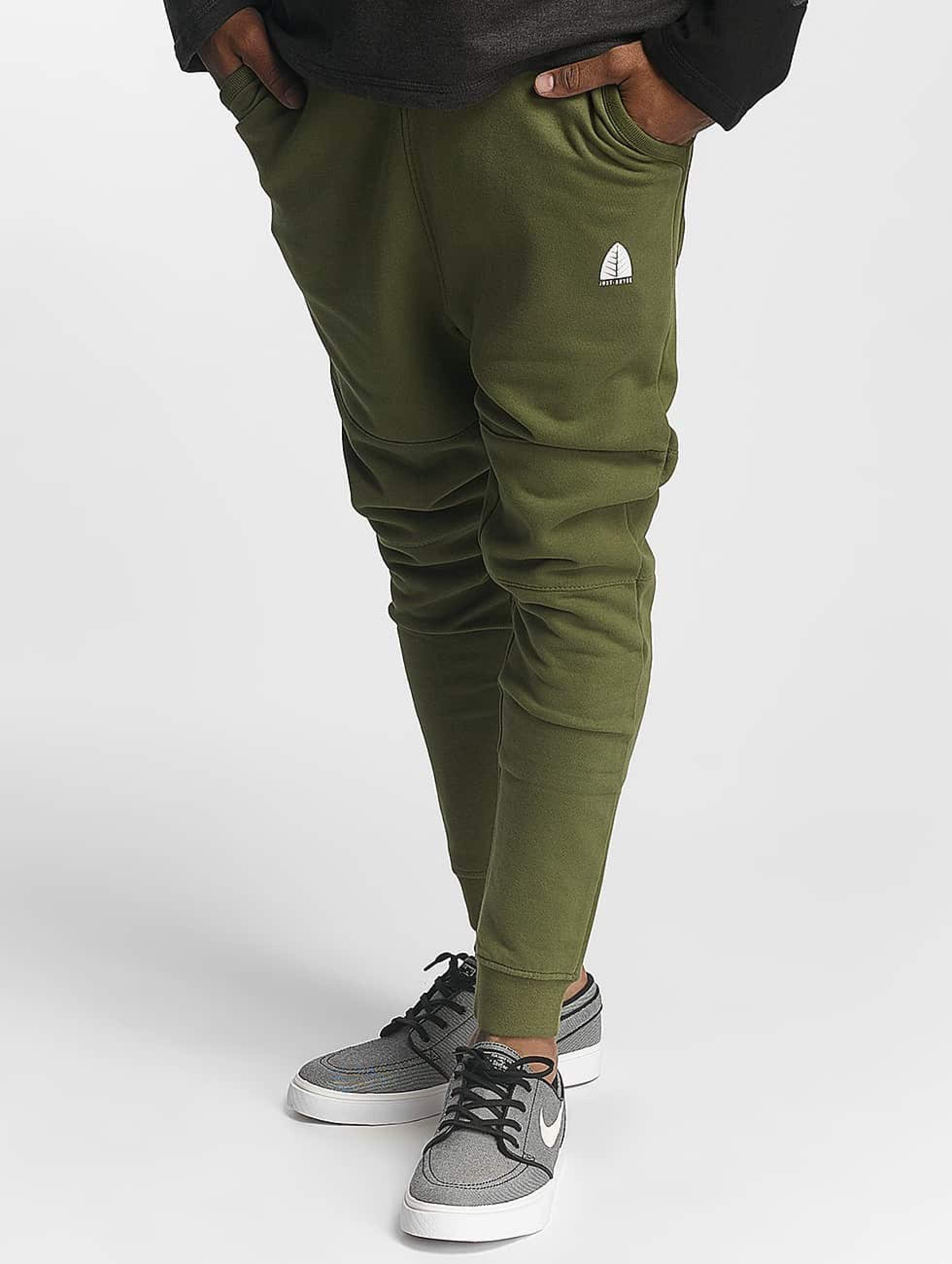 Just Rhyse / Sweat Pant Chilkat in olive 3XL