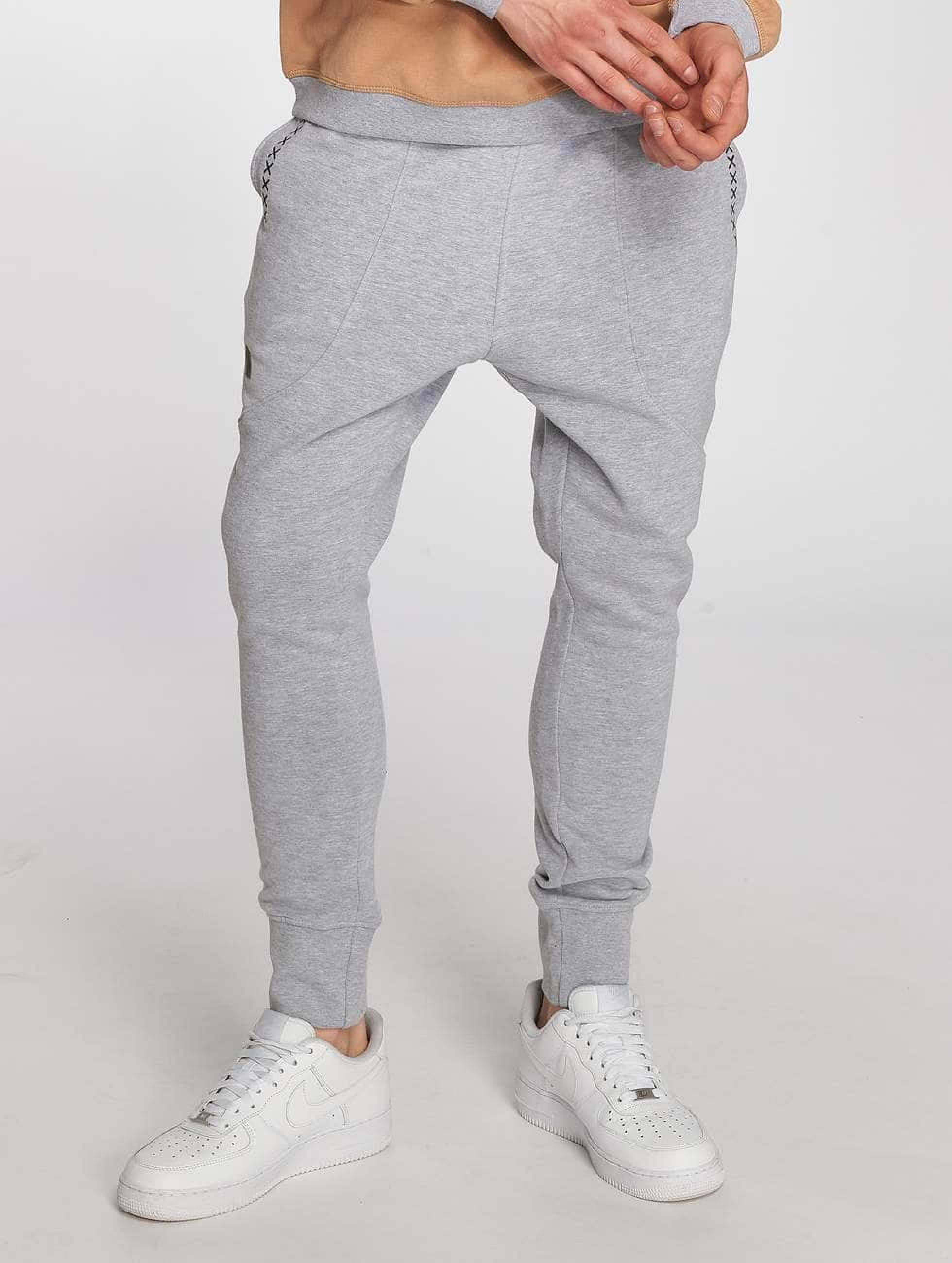 Just Rhyse / Sweat Pant Skagway in grey L