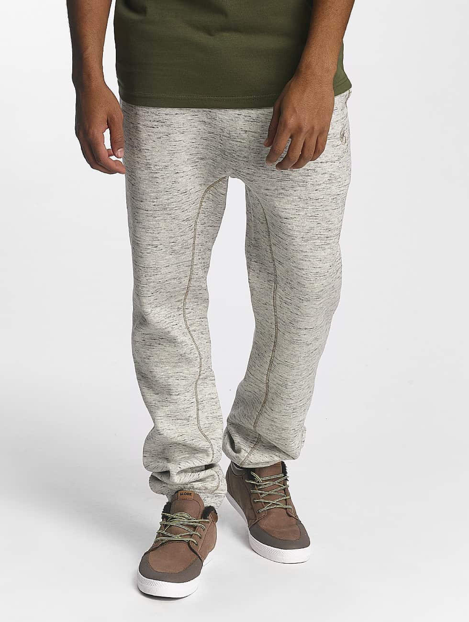 Just Rhyse / Sweat Pant Clover Pass in grey 3XL