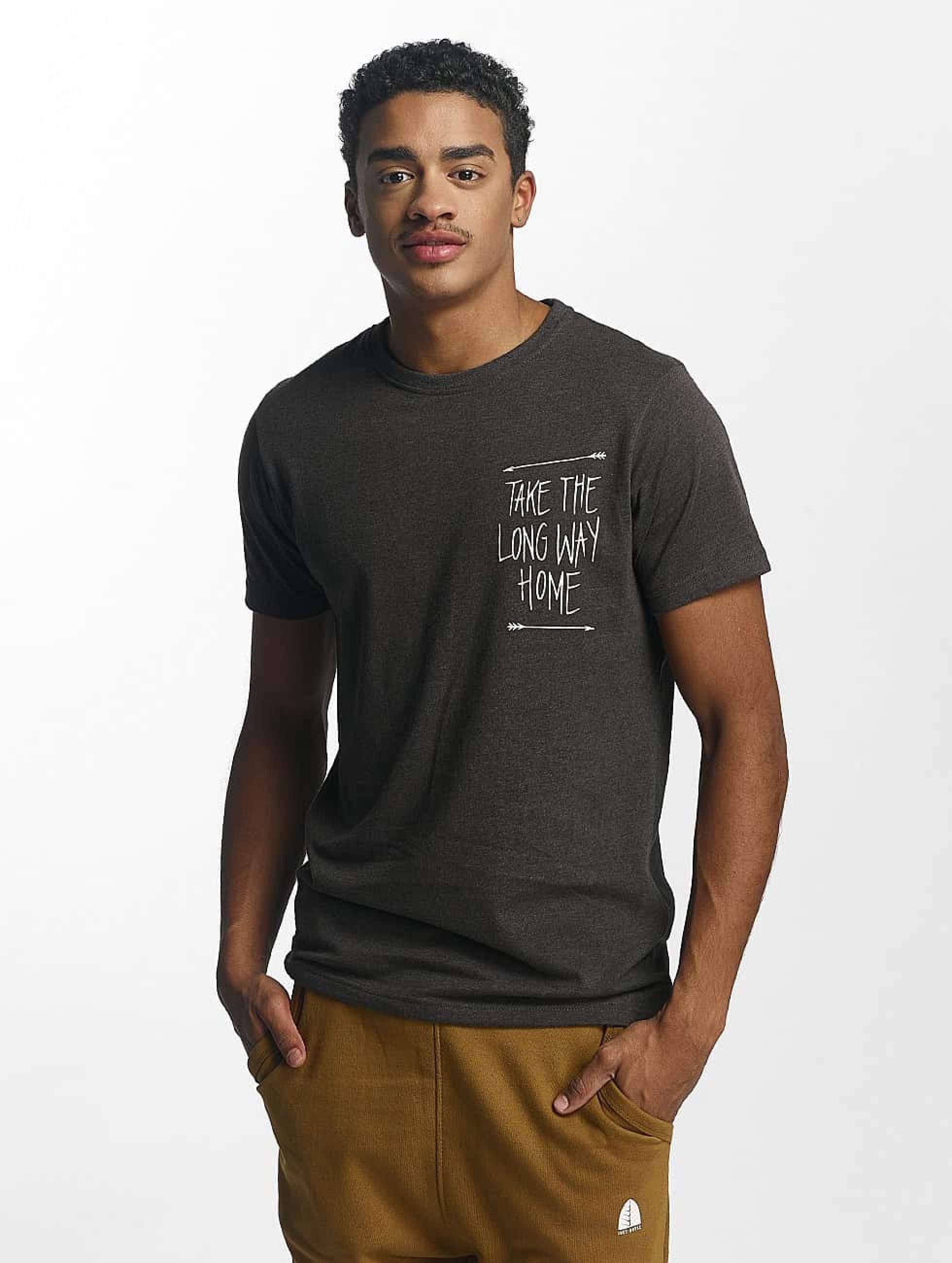 Just Rhyse / T-Shirt Situk in grey XL