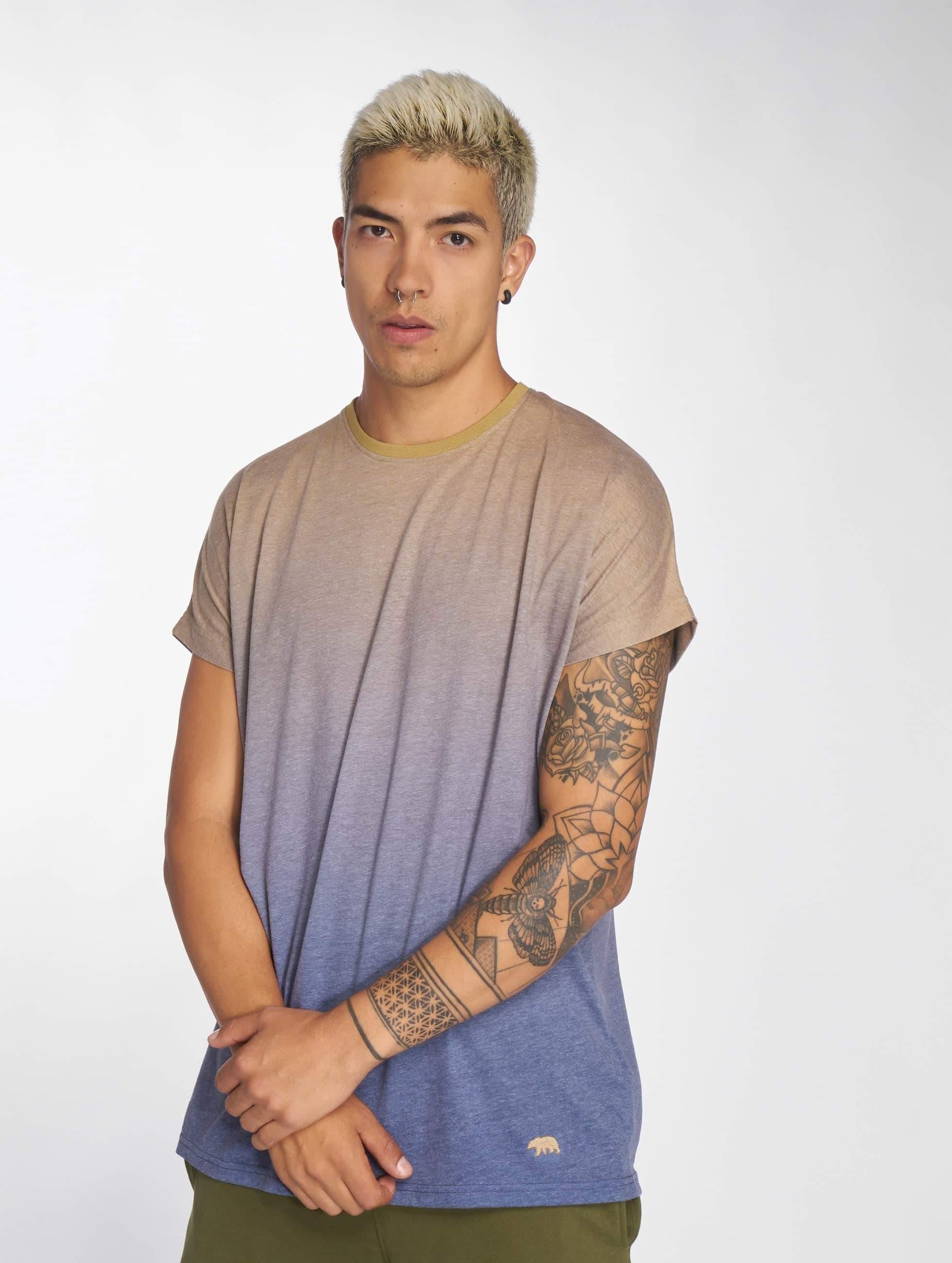 Just Rhyse / T-Shirt Palican in brown 3XL