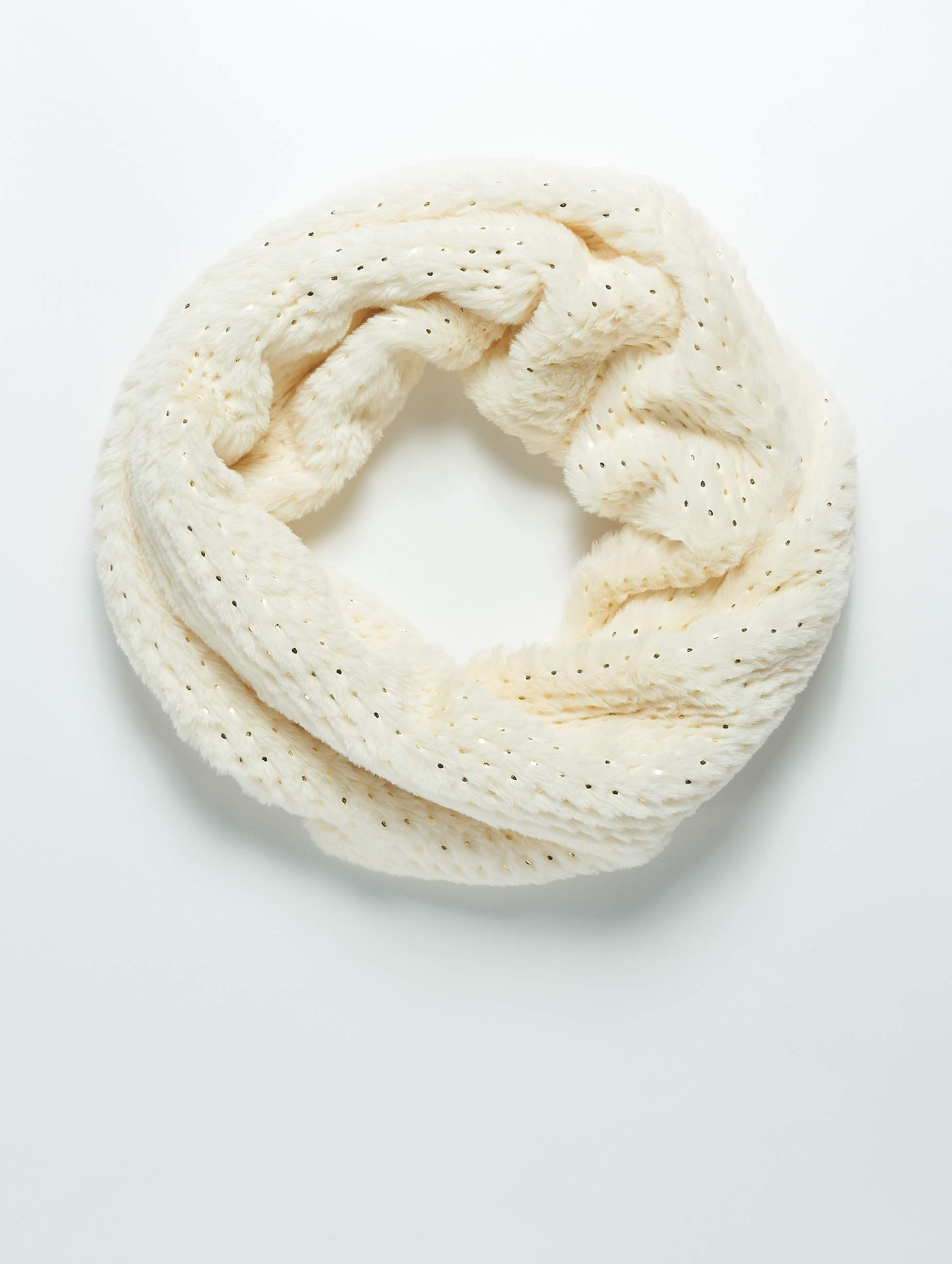 Bangastic / Scarve Loop in white One Size