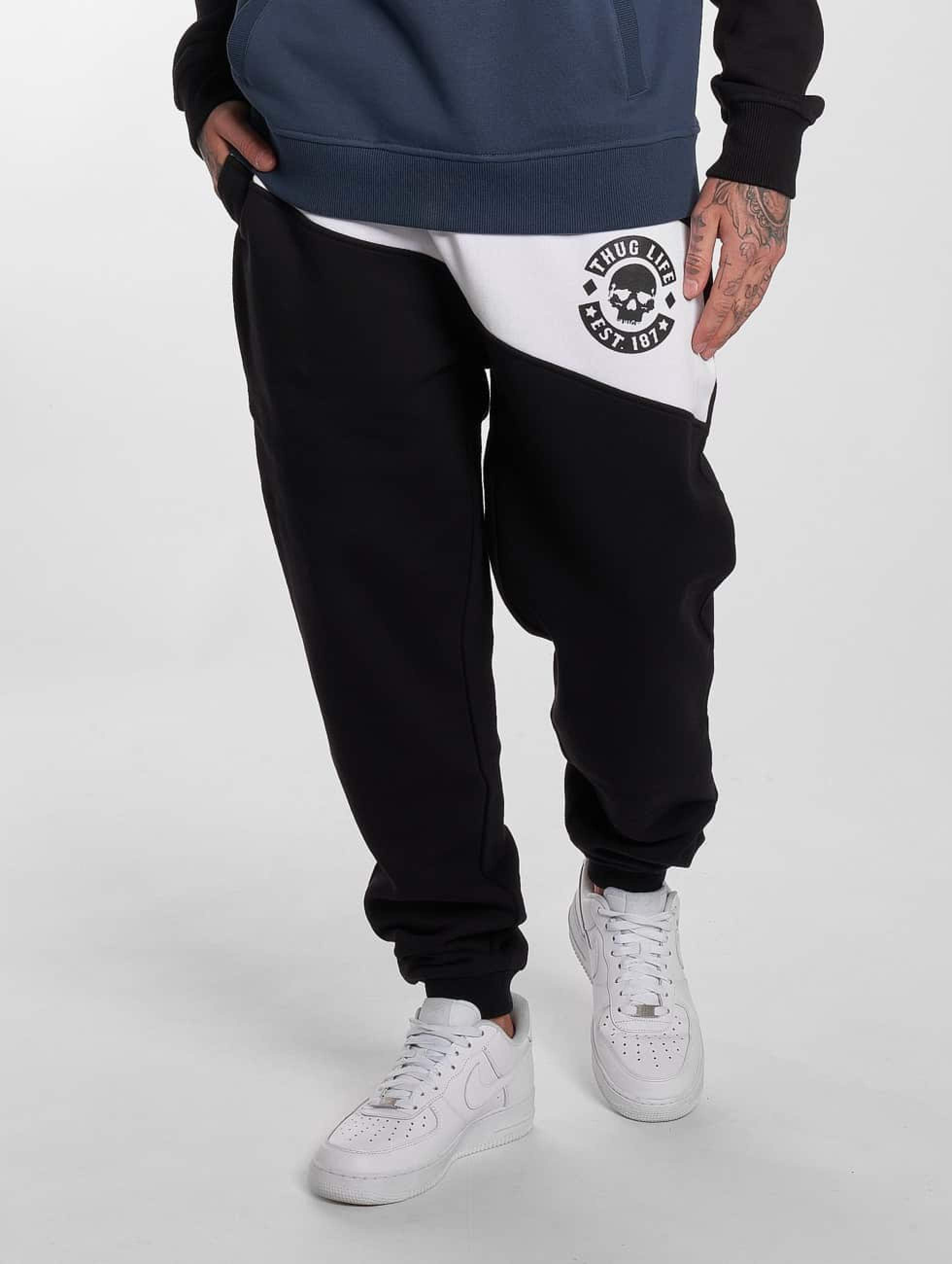 Thug Life / Sweat Pant Lion in black S