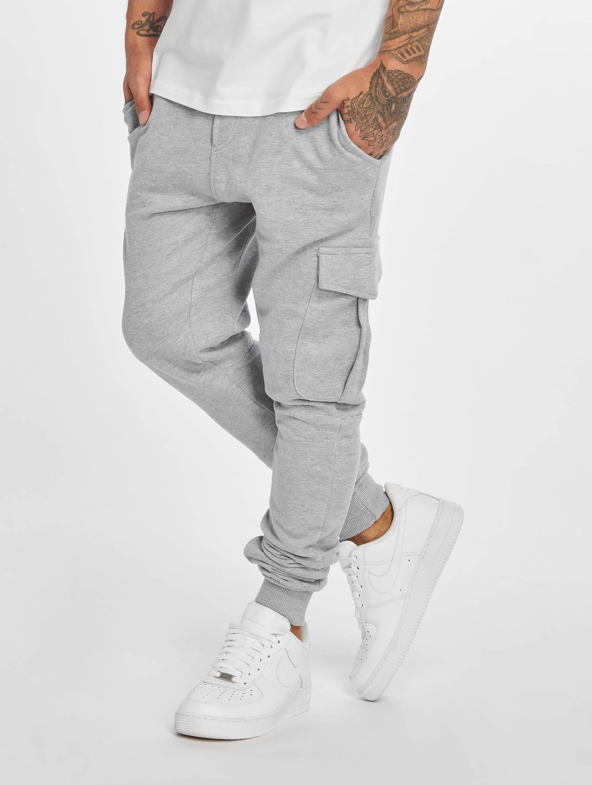 DEF / Sweat Pant Gringo in grey XL