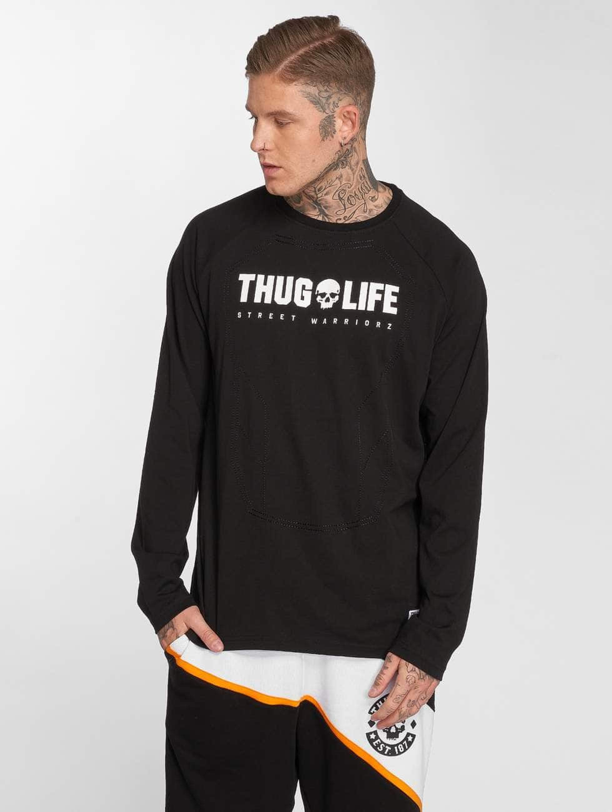 Thug Life / Longsleeve Future in black 2XL
