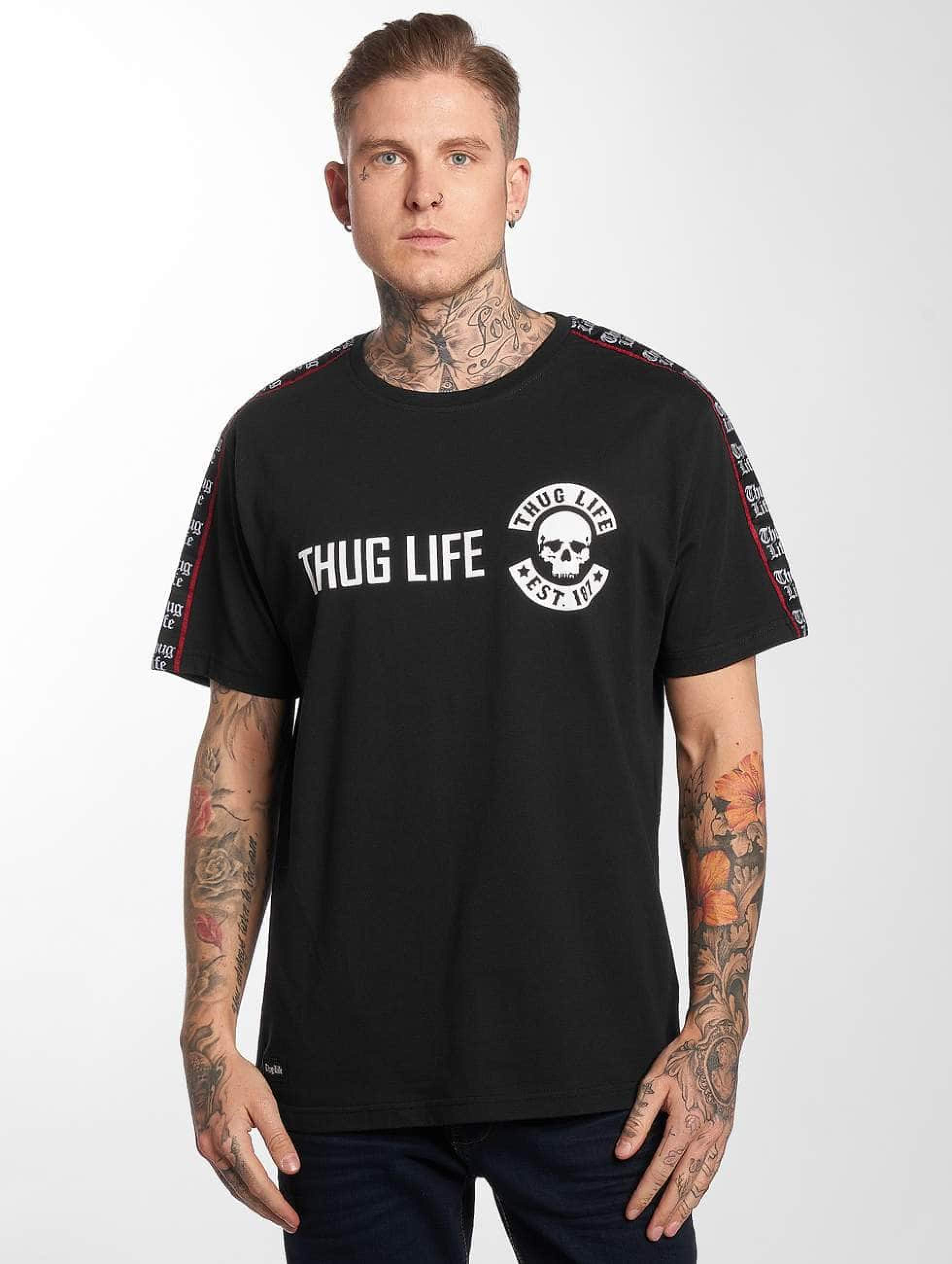 Thug Life / T-Shirt Lux in black L