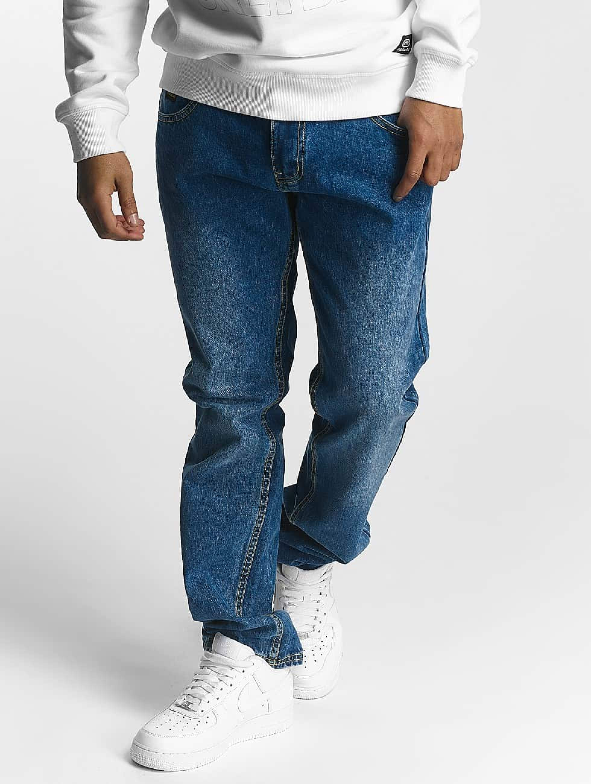Ecko Unltd. / Straight Fit Jeans Gordon St Straight Fit in blue W 38 L 34