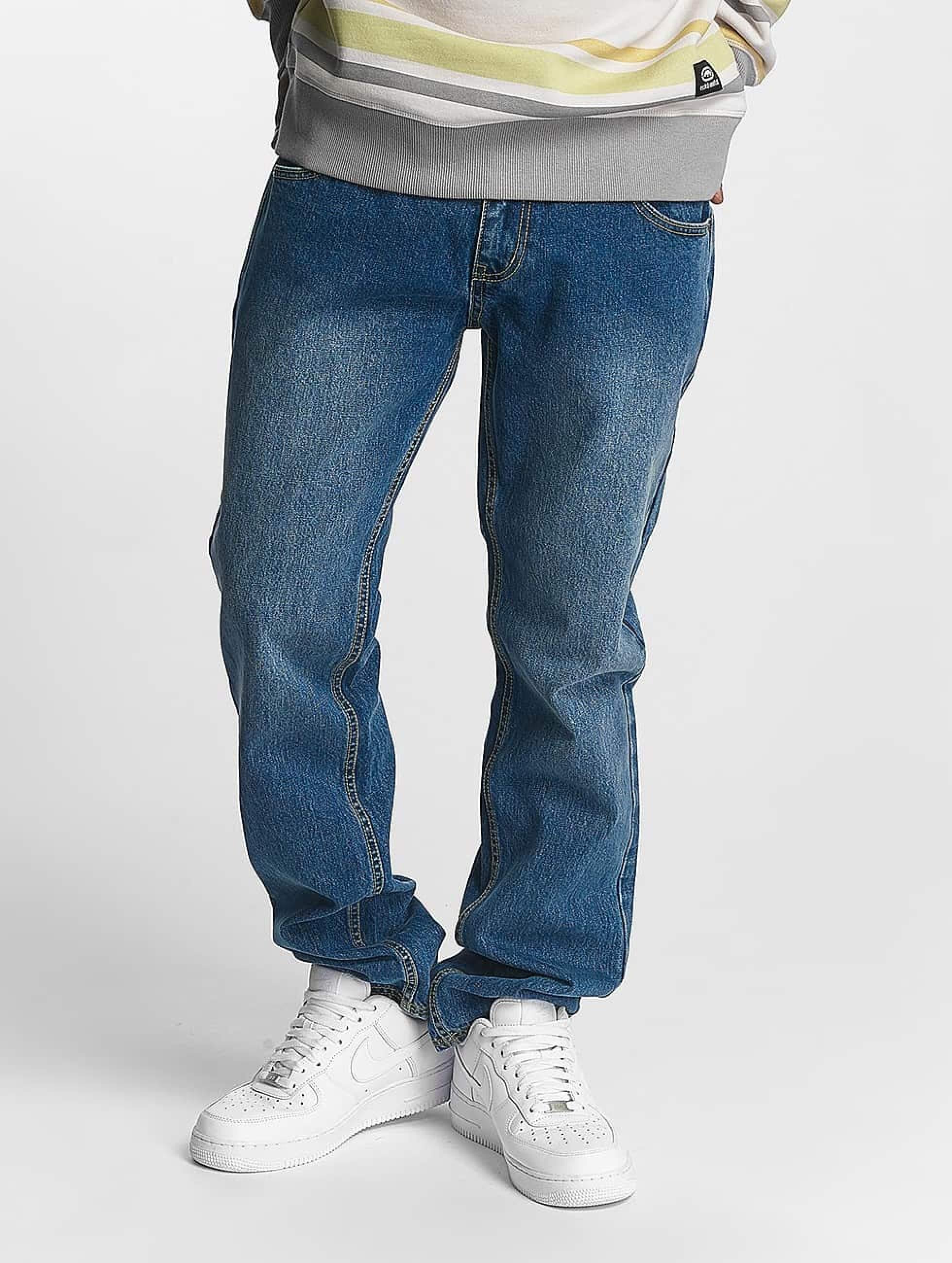 Ecko Unltd. / Straight Fit Jeans Camp's St Straight Fit in blue W 32 L 32