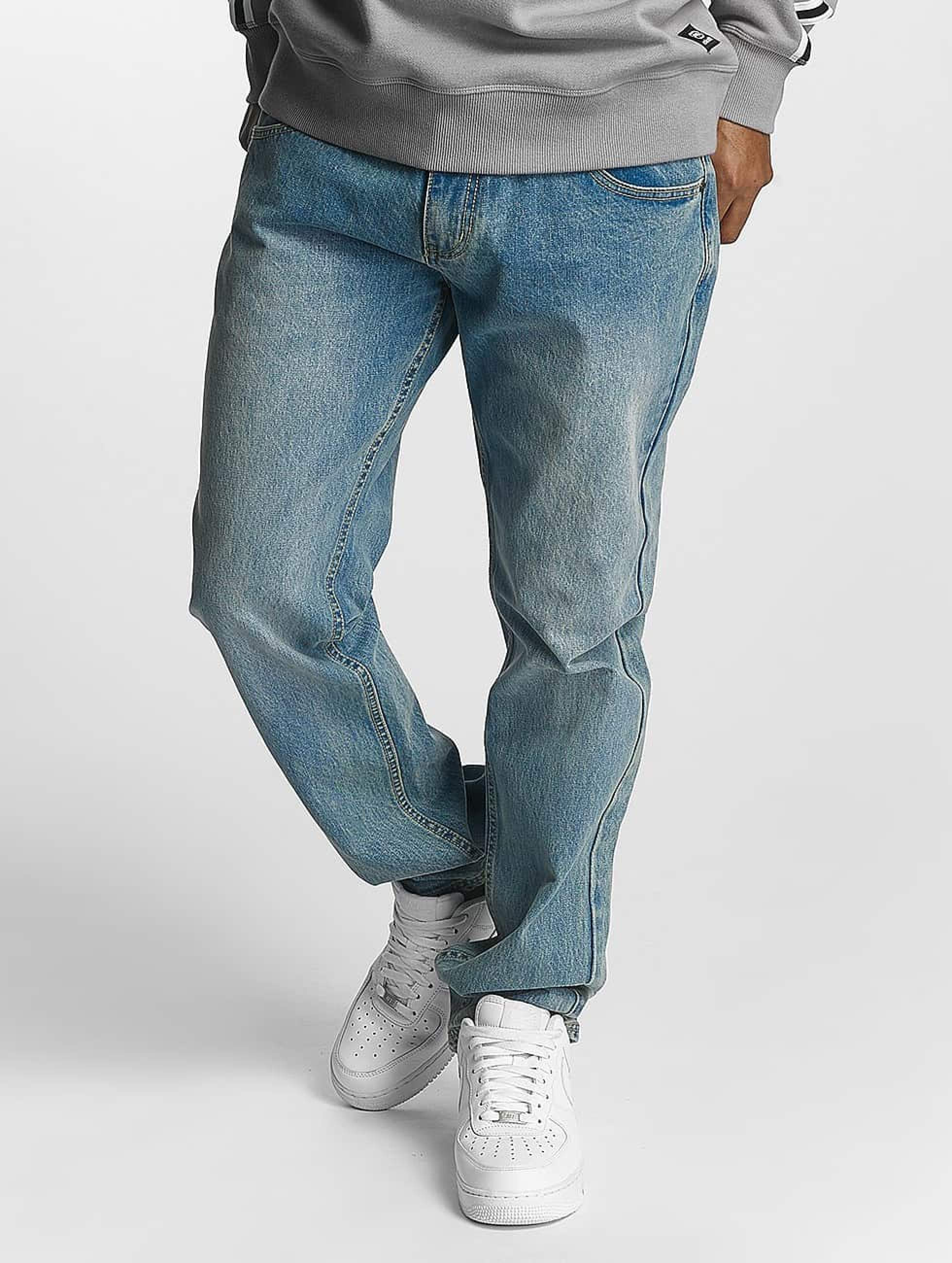 Ecko Unltd. / Straight Fit Jeans Camp's St Straight Fit in blue W 38 L 34