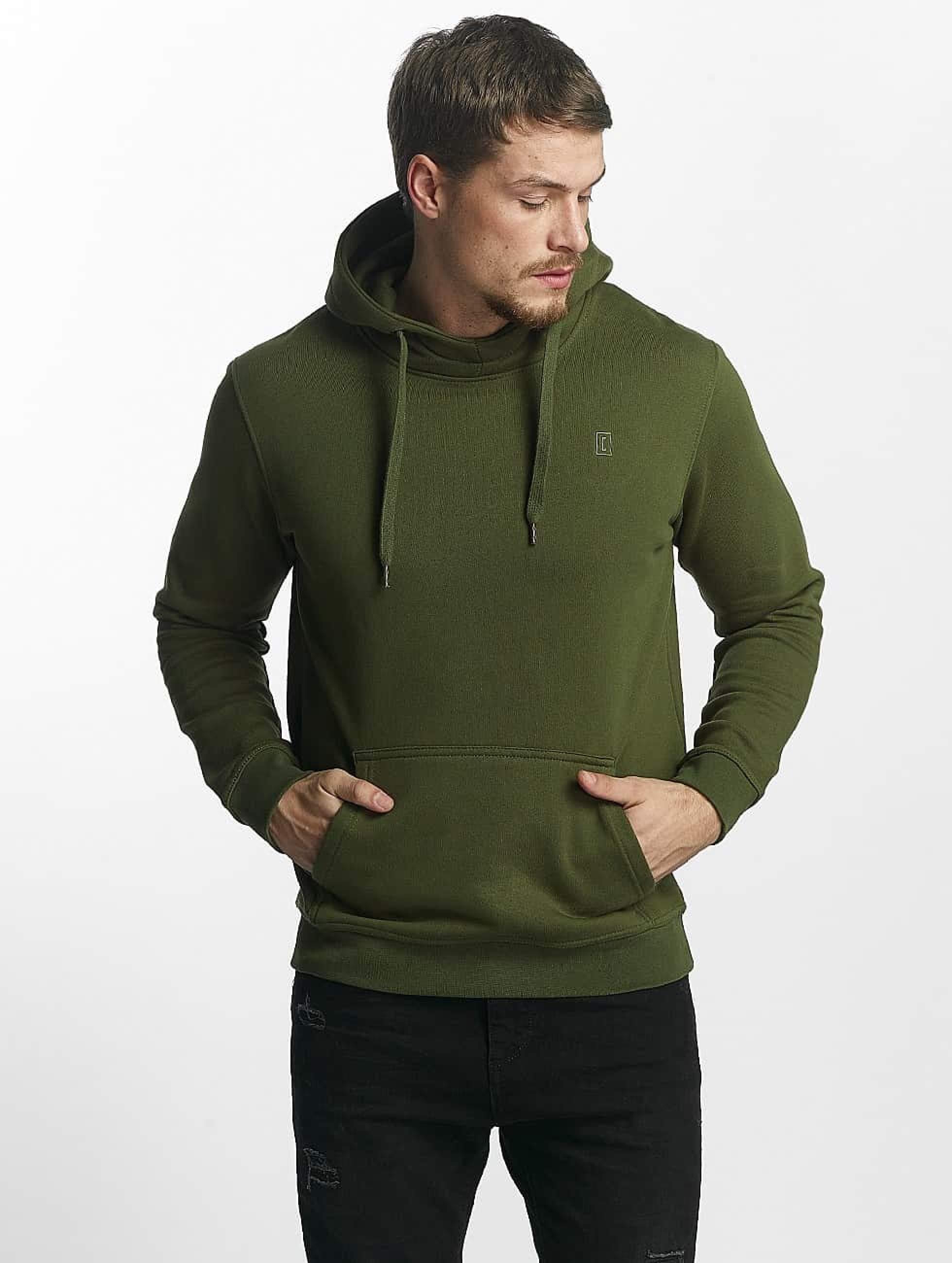 Cyprime / Hoodie Titanium in green 3XL