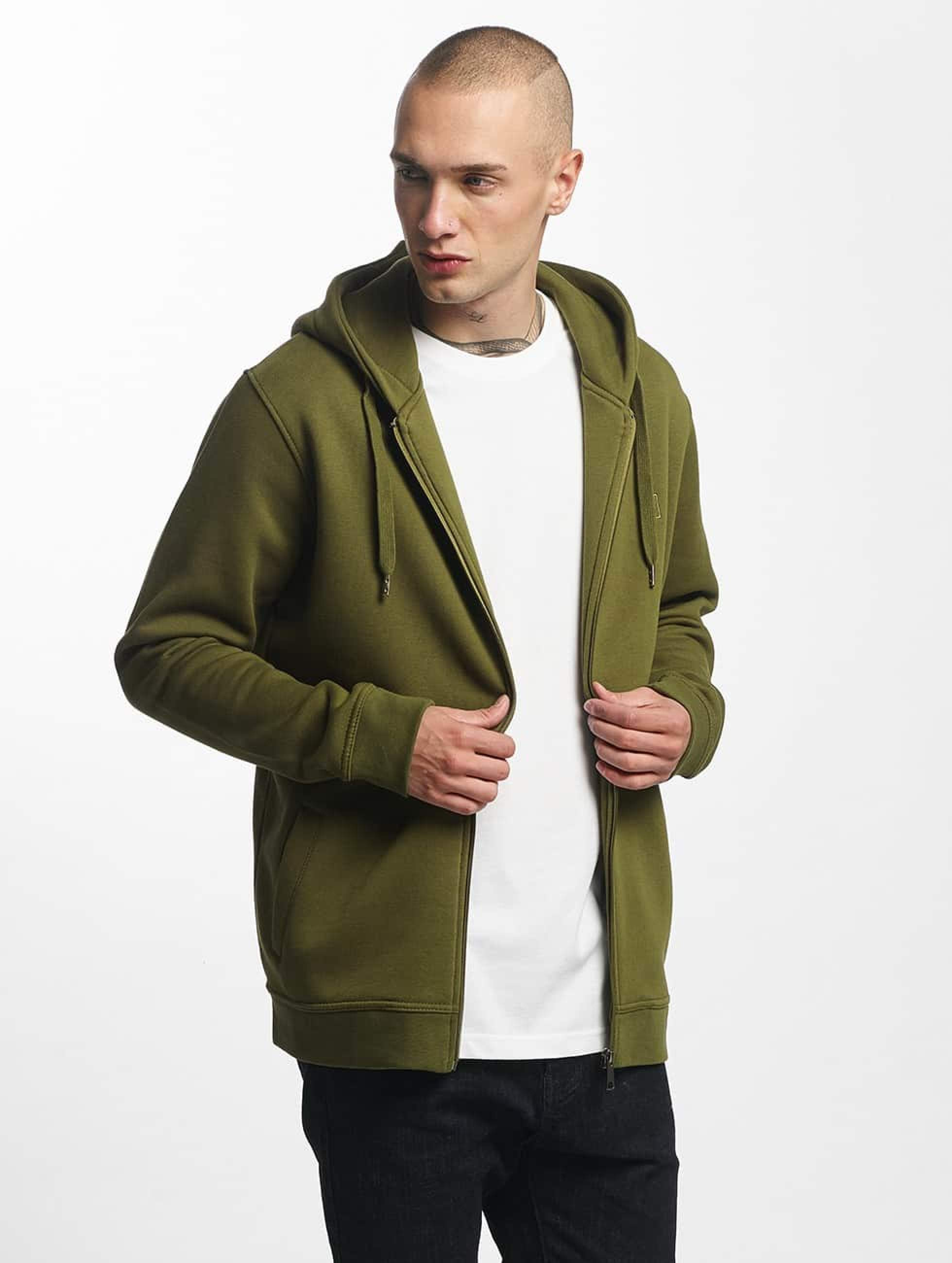 Cyprime / Zip Hoodie Road in green S