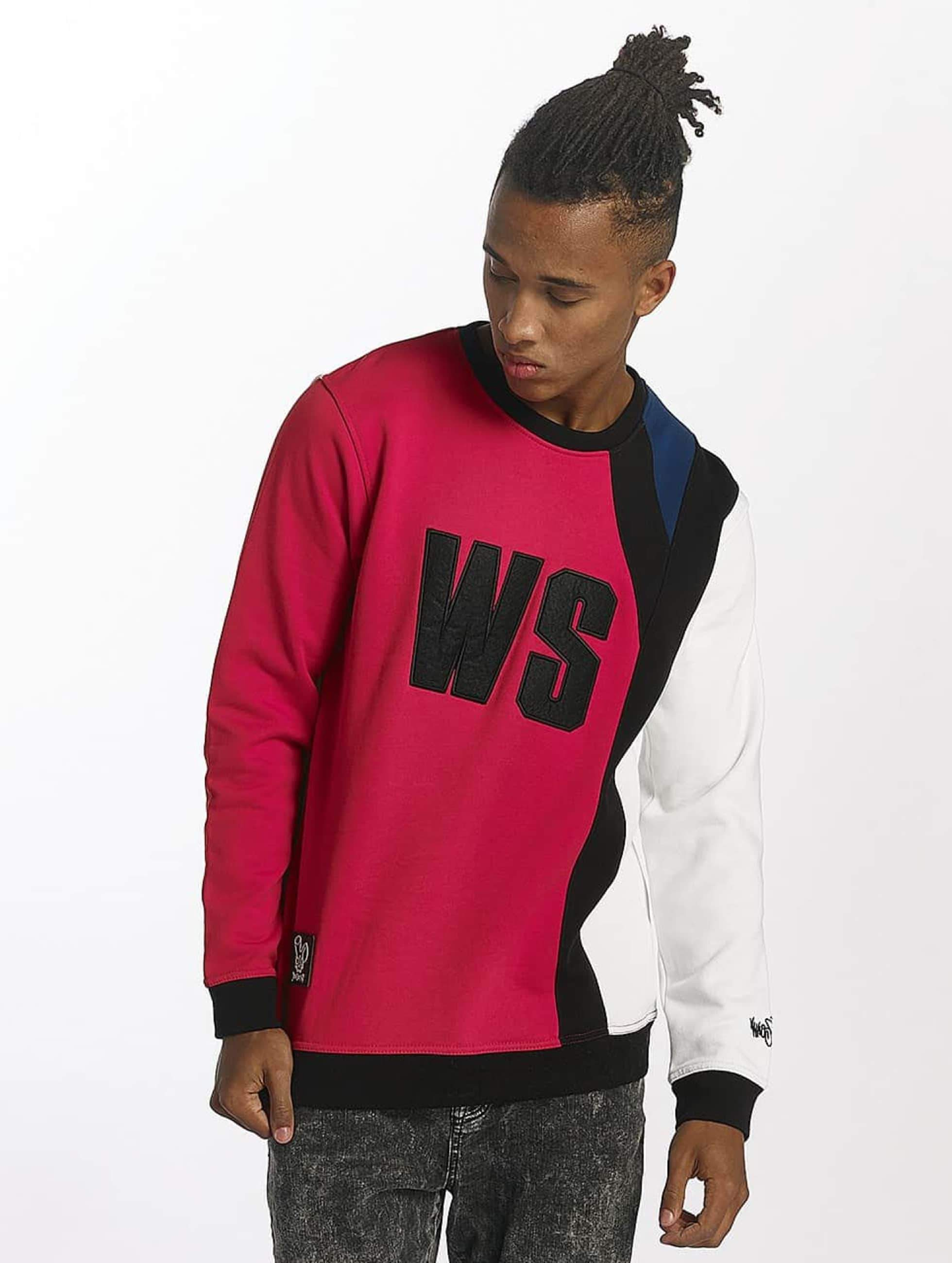 Who Shot Ya? / Jumper Whoshot Y in red 2XL