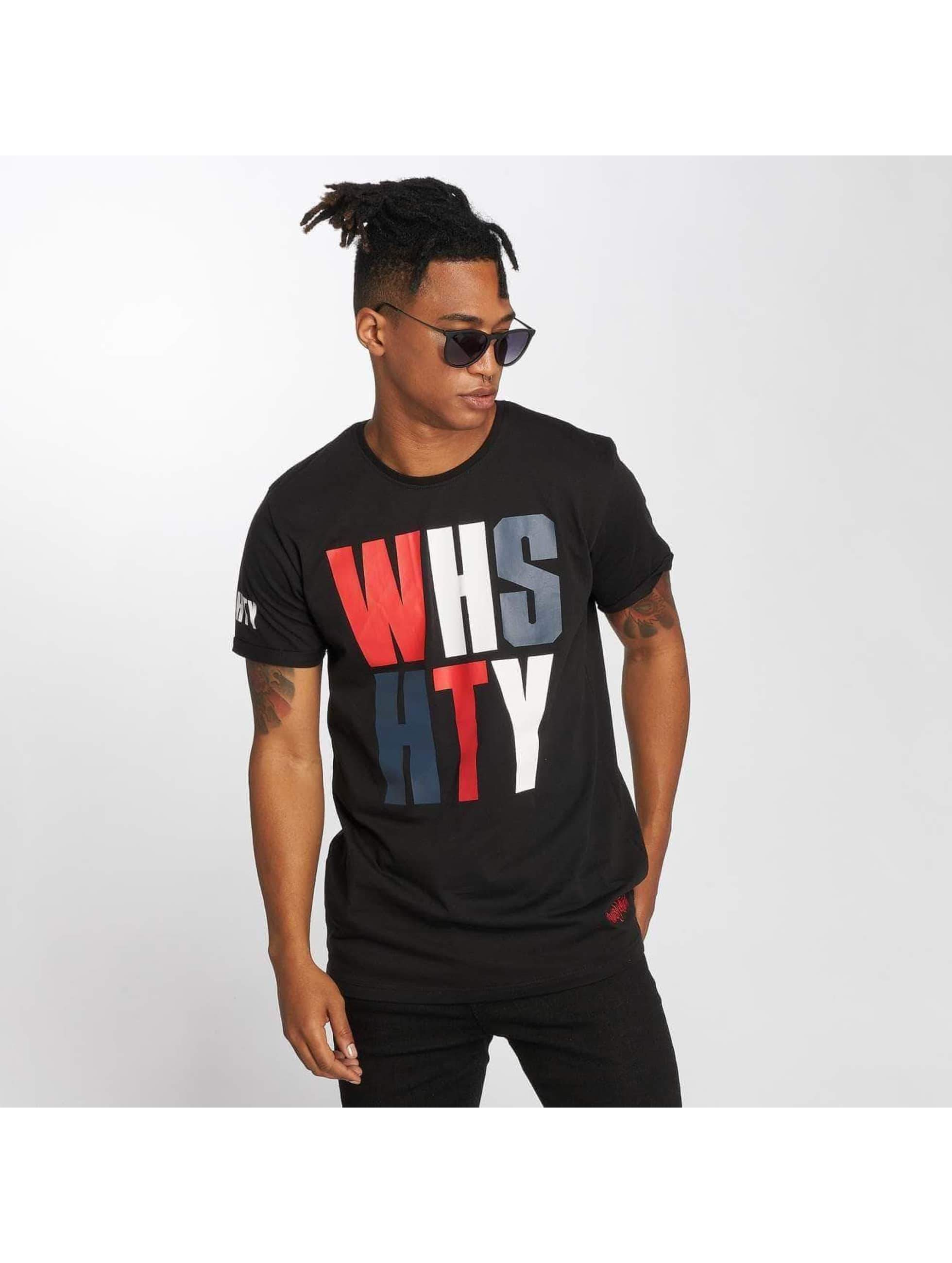 Who Shot Ya? / T-Shirt WHSHTY in black S