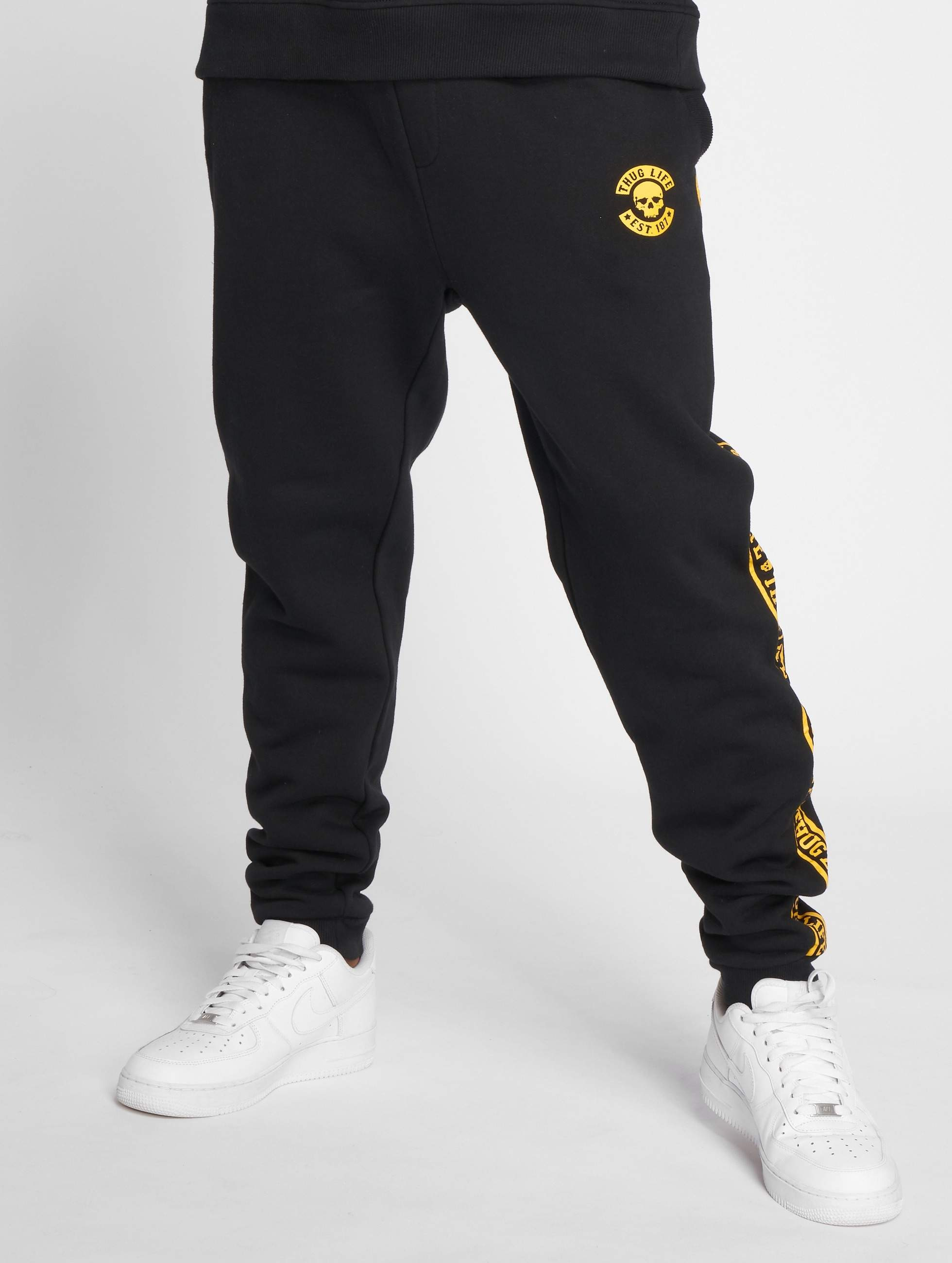 Thug Life / Sweat Pant Anaconda in black S