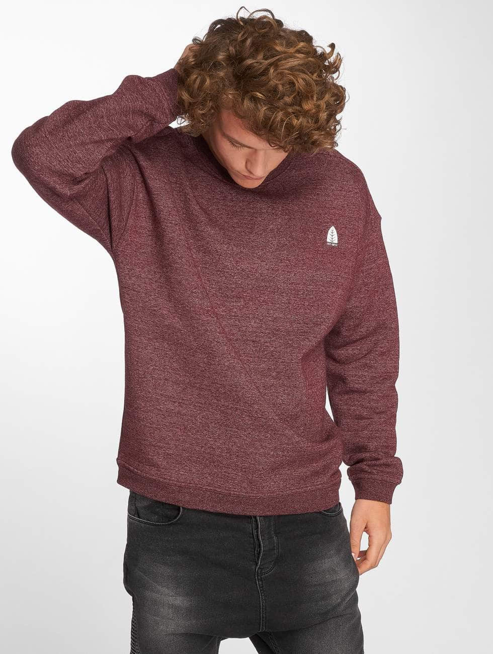 Just Rhyse / Pullover Lima in red 3XL