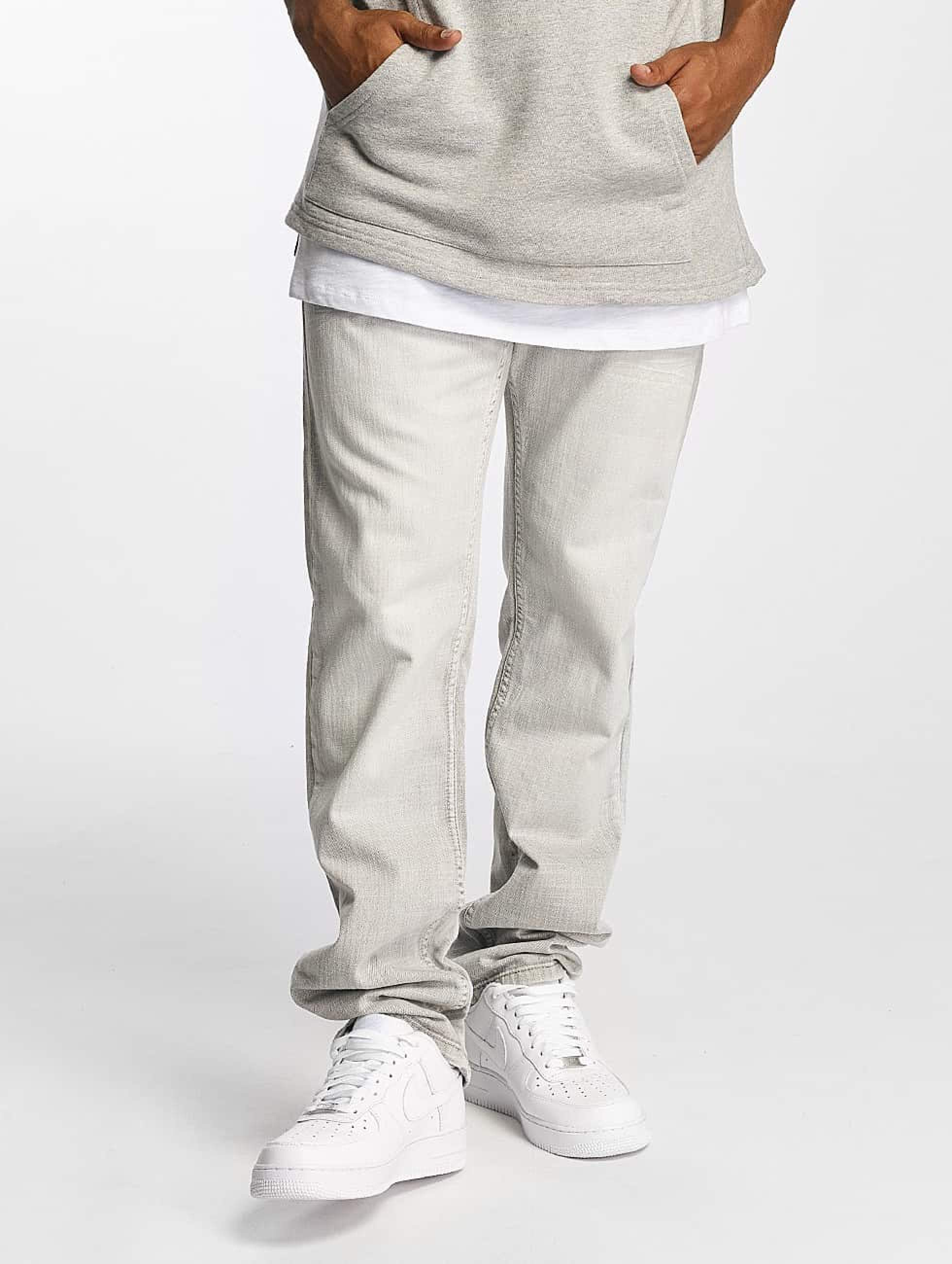 Rocawear / Straight Fit Jeans Relax in grey W 34