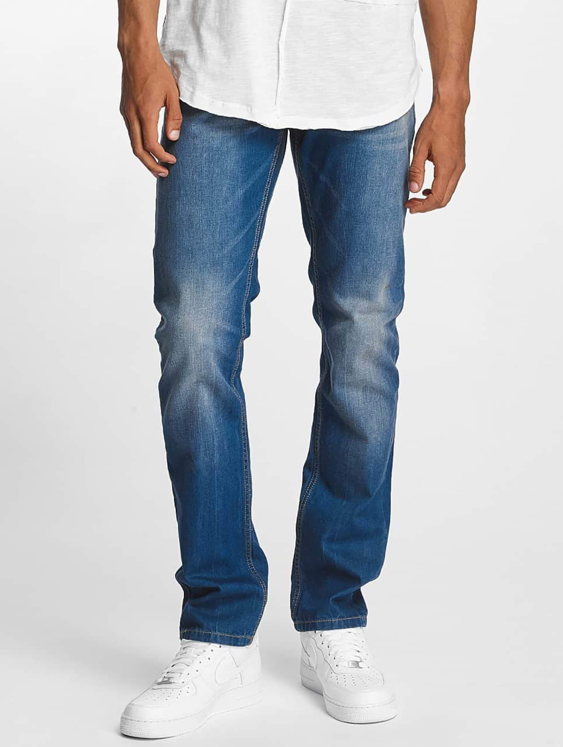Rocawear / Straight Fit Jeans Relax in blue W 36