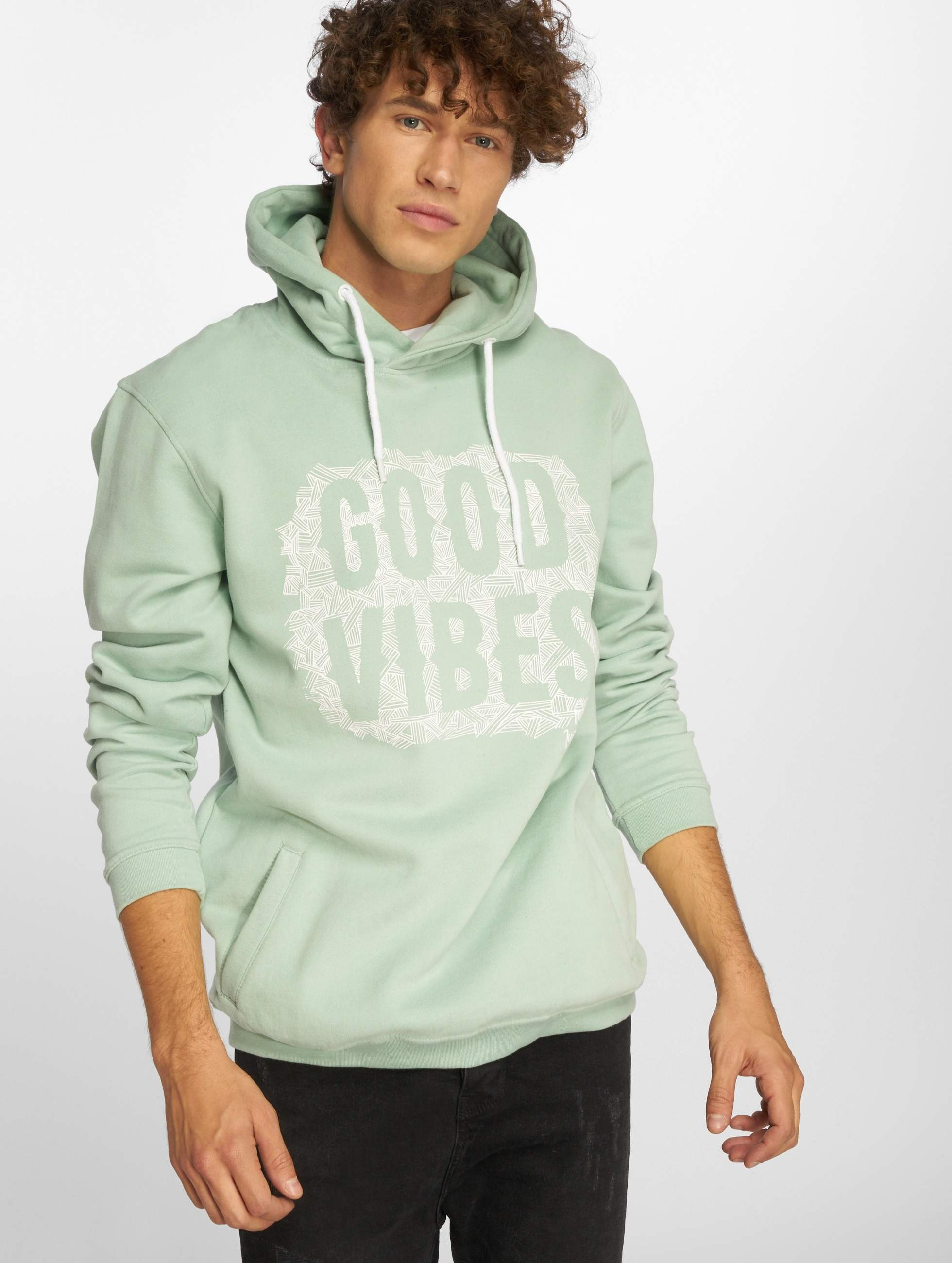 Just Rhyse / Hoodie Vichayito in green S