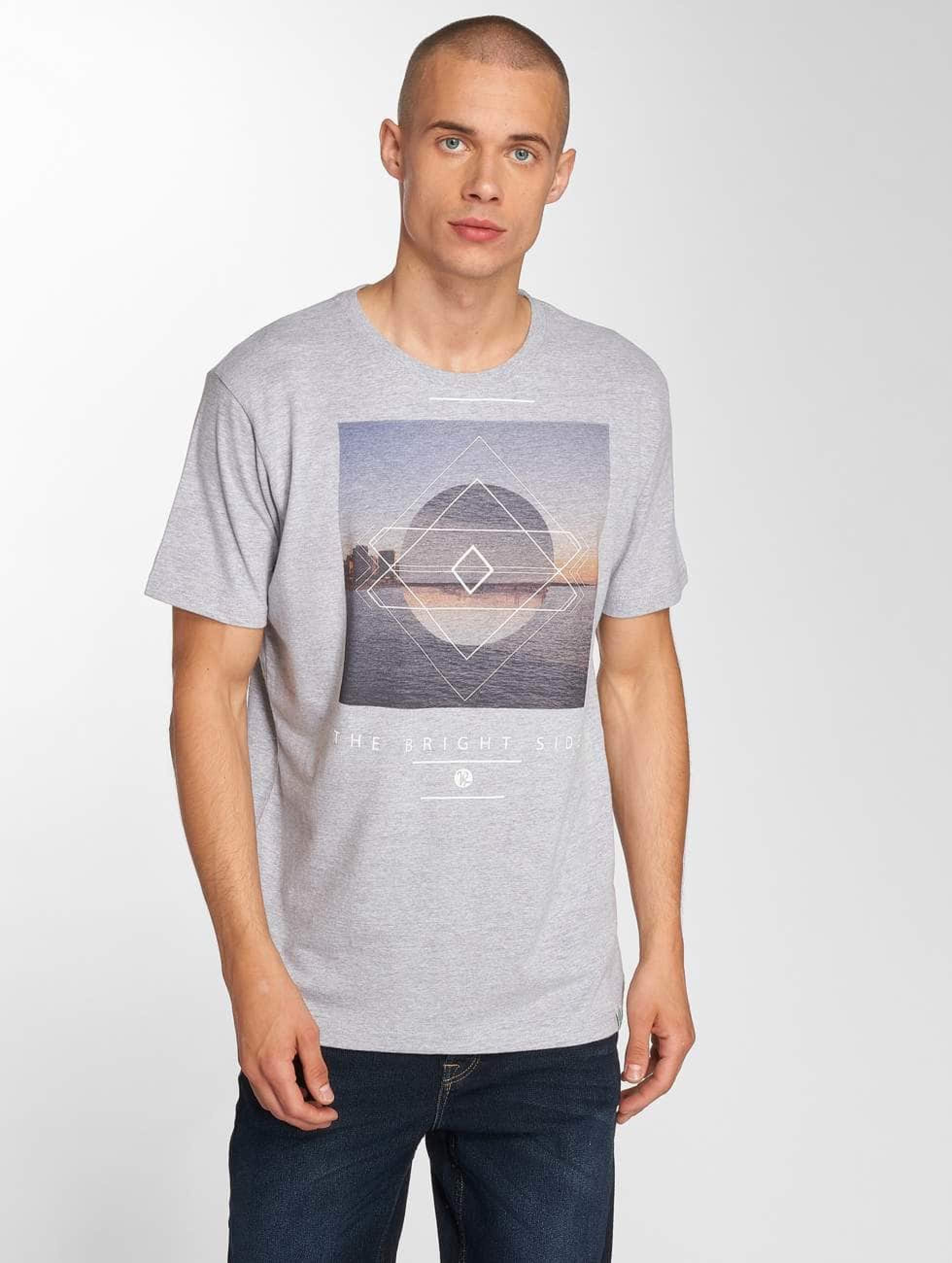 Just Rhyse / T-Shirt Parachique in grey 3XL