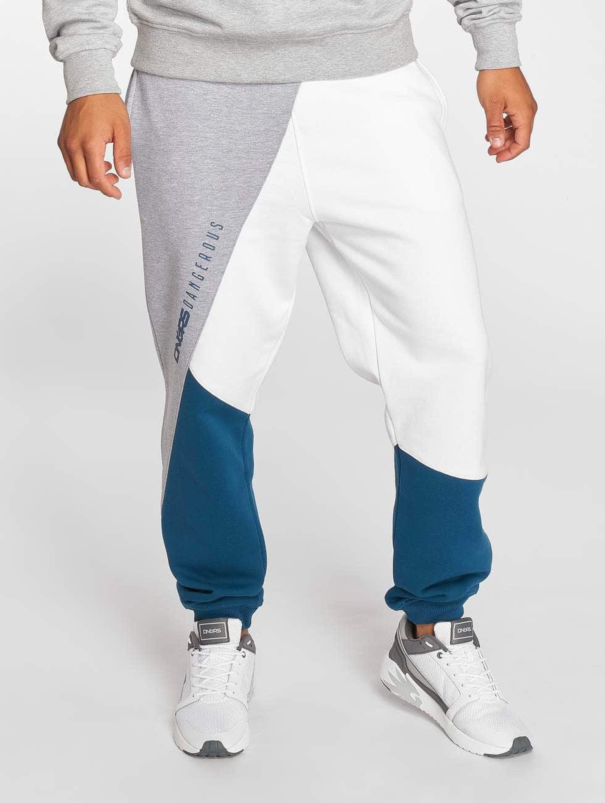 Dangerous DNGRS / Sweat Pant Tribble in grey M